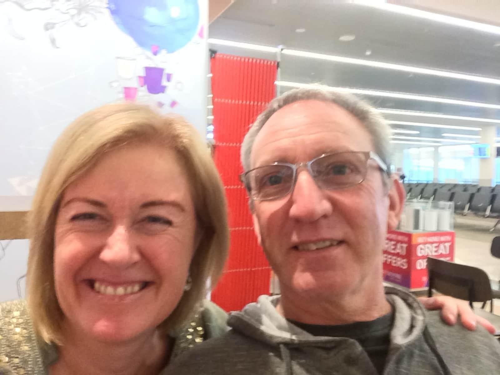 Marita & Ian from Perth, Western Australia, Australia