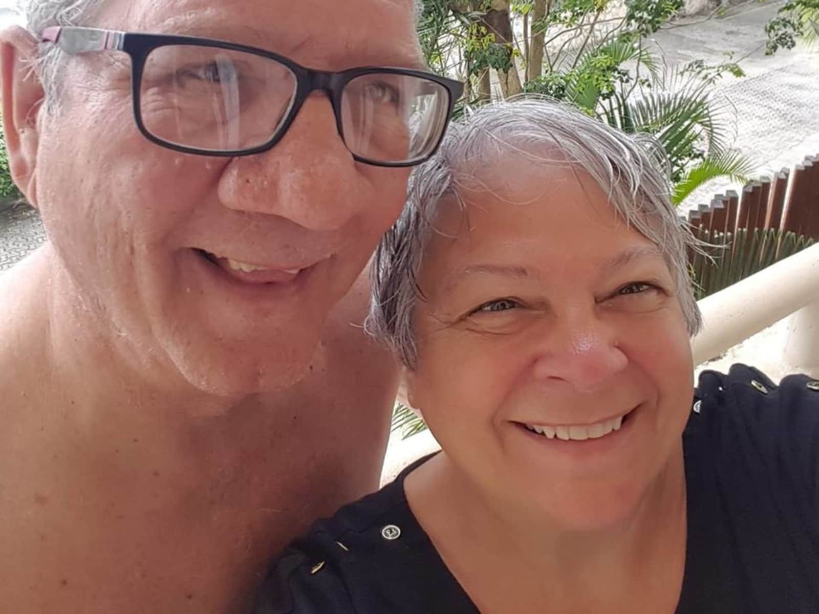Joanne & Neil from Humboldt, Saskatchewan, Canada
