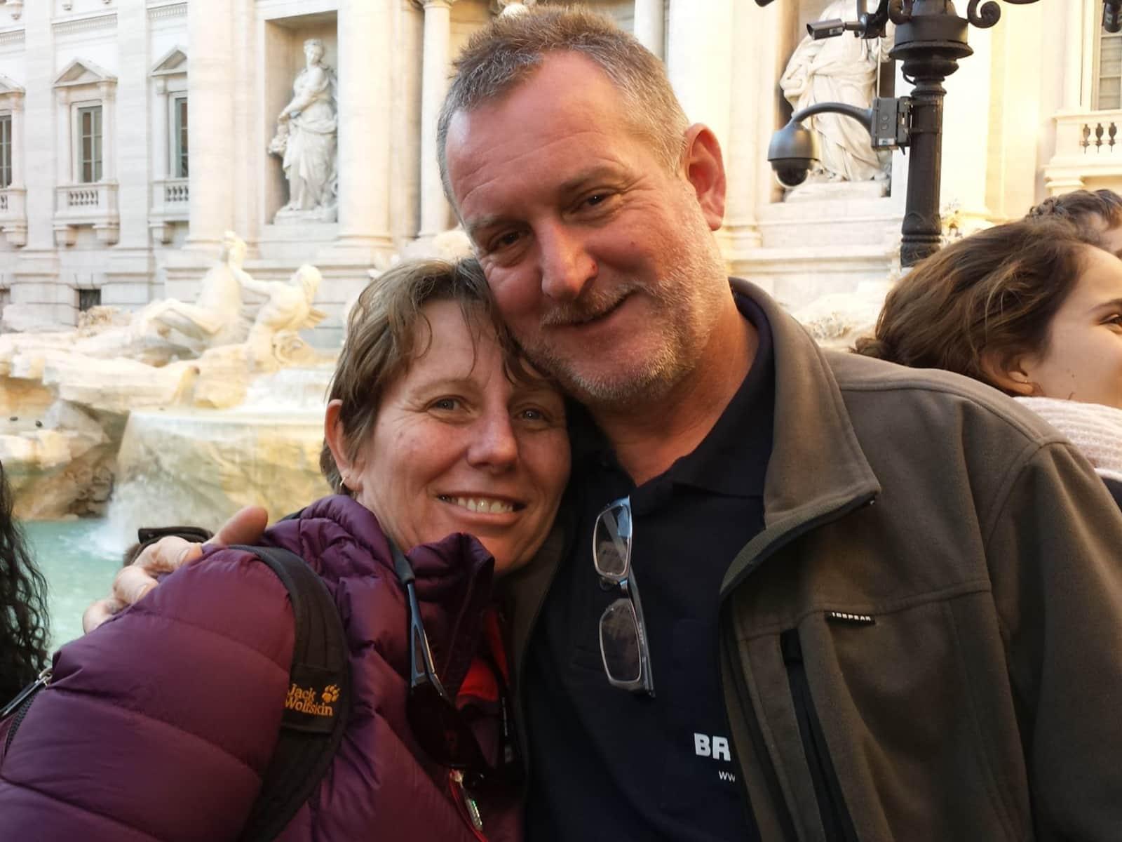 Julie & Herbert from Rolle, Switzerland