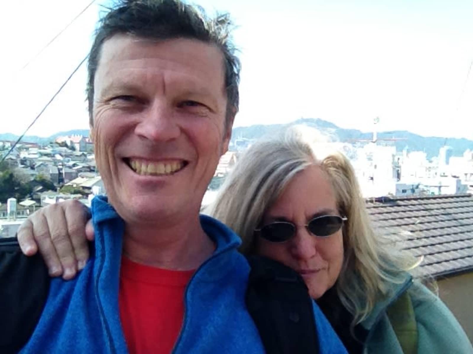 Jacqueline & Curtis from Melbourne, Victoria, Australia