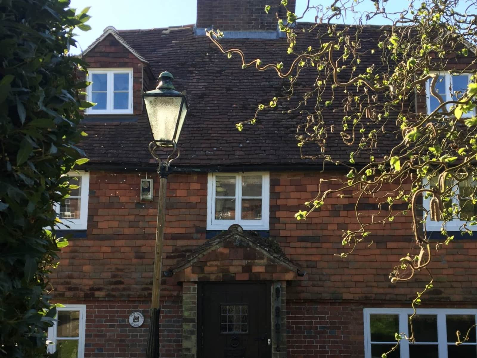 Housesitting assignment in Framfield, United Kingdom
