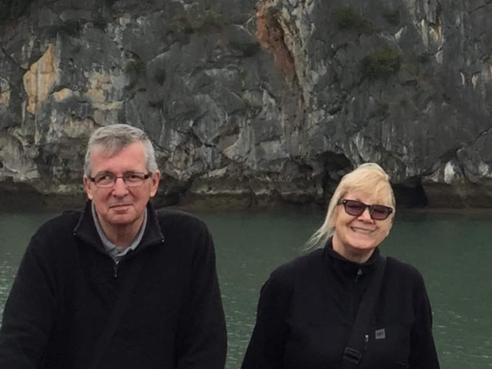 Helen & Eric from Halifax, Nova Scotia, Canada
