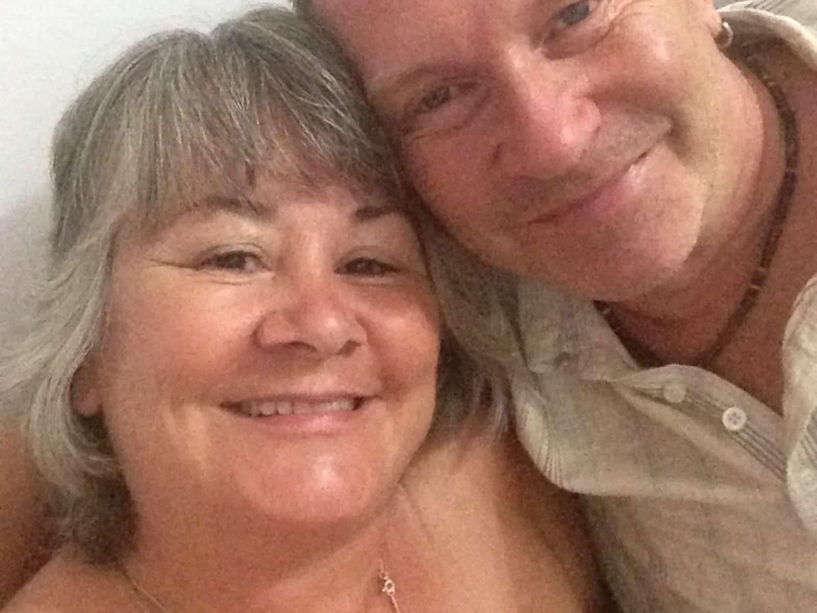 Polly & Gary from Paignton, United Kingdom