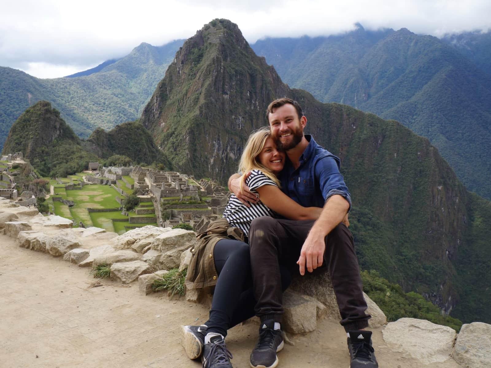Erin & Sam from New York City, New York, United States