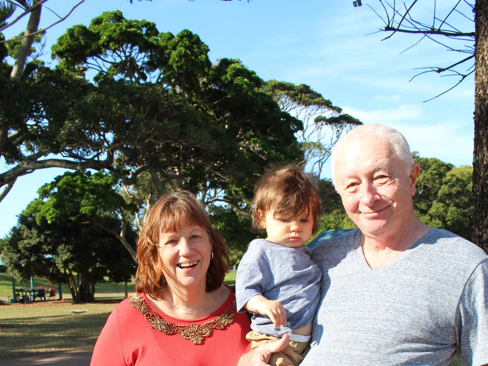 Shirley & Barry from Hornsby Heights, New South Wales, Australia