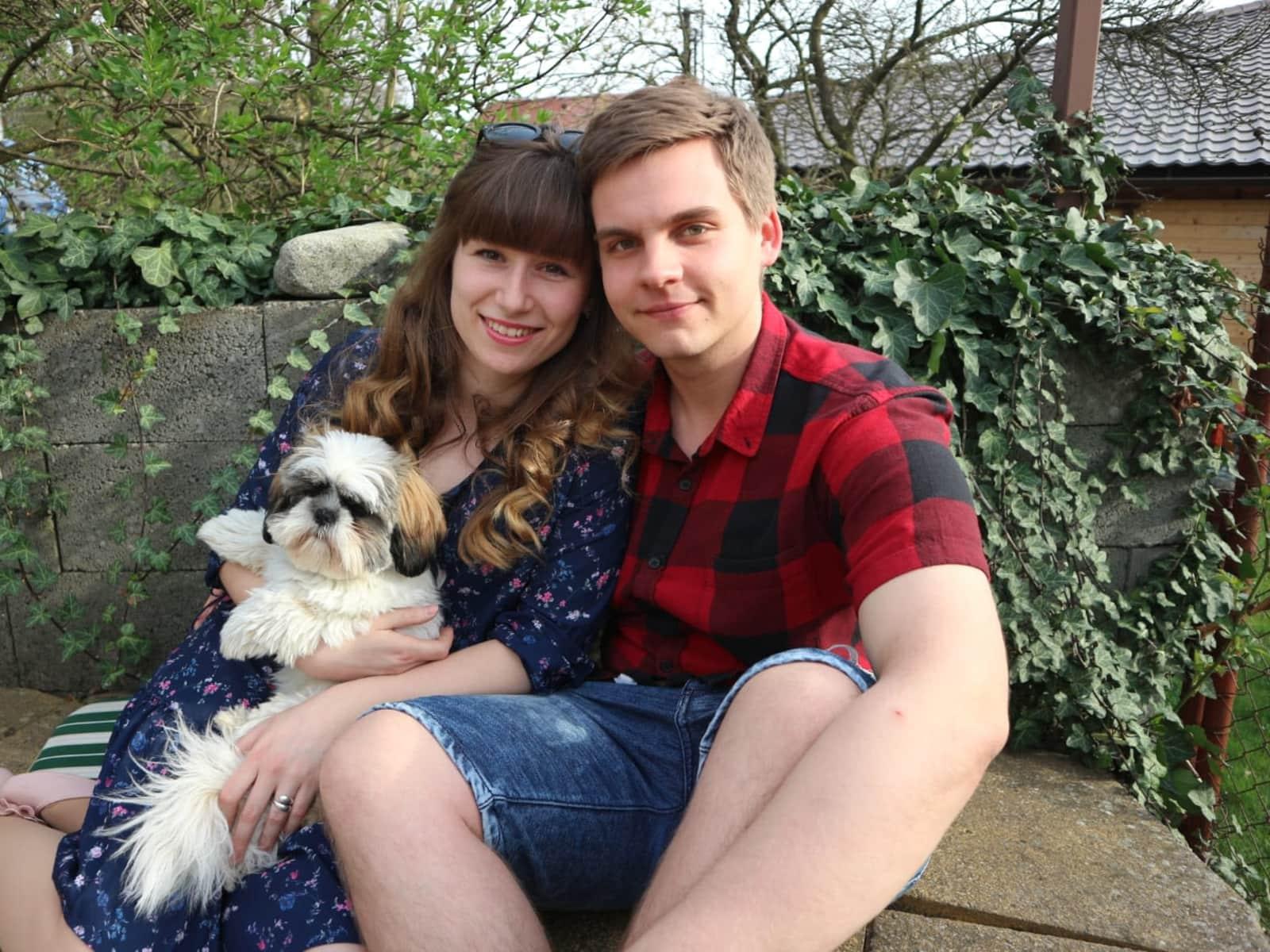 Helena & Jan from Olomouc, Czech Republic