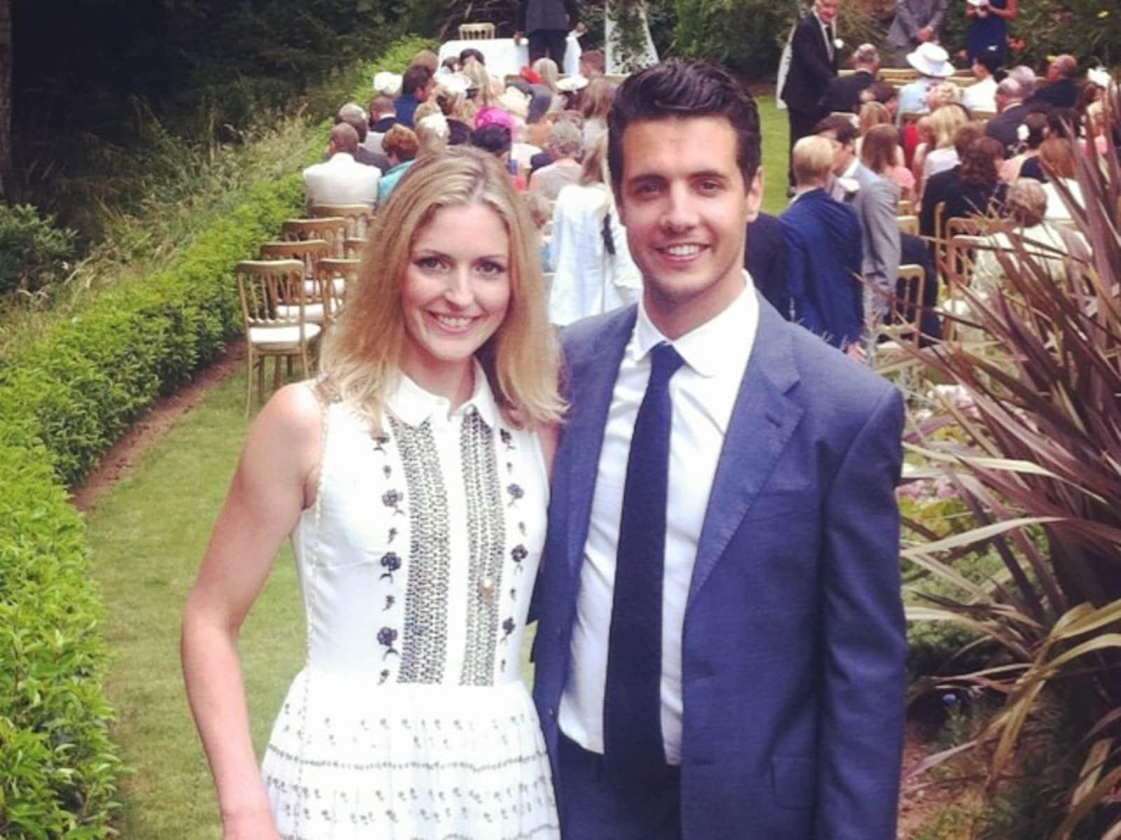 Adam & Tania from Bristol, United Kingdom