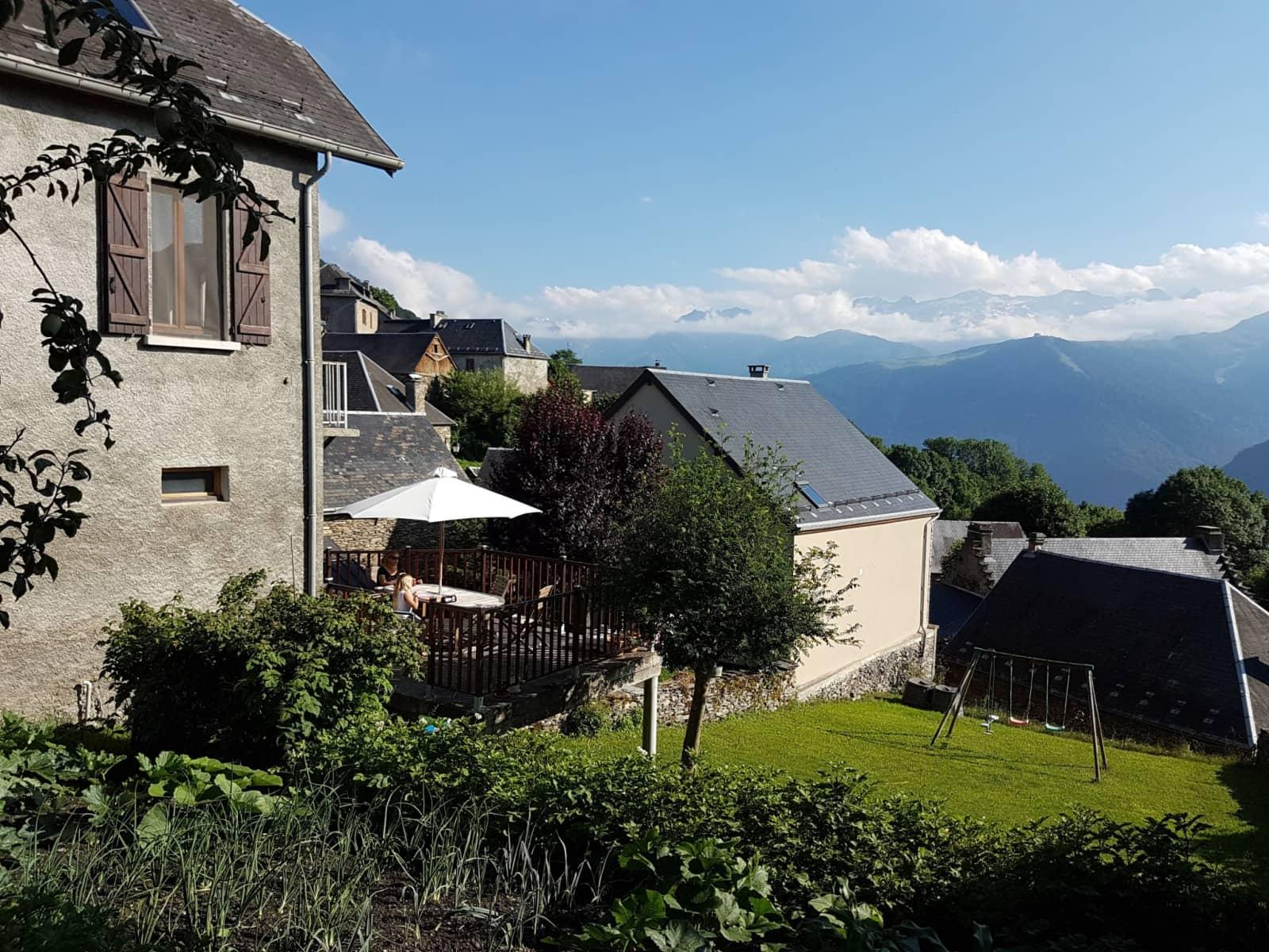 Housesitting assignment in Bagnères-de-Luchon, France