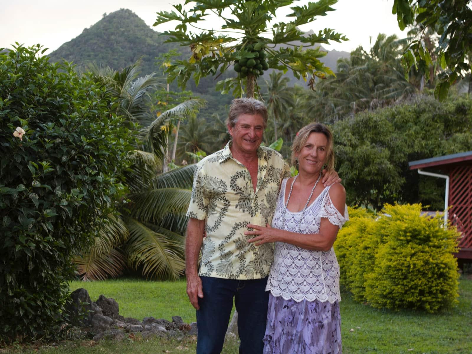 Jenny & Ray from Byron Bay, New South Wales, Australia