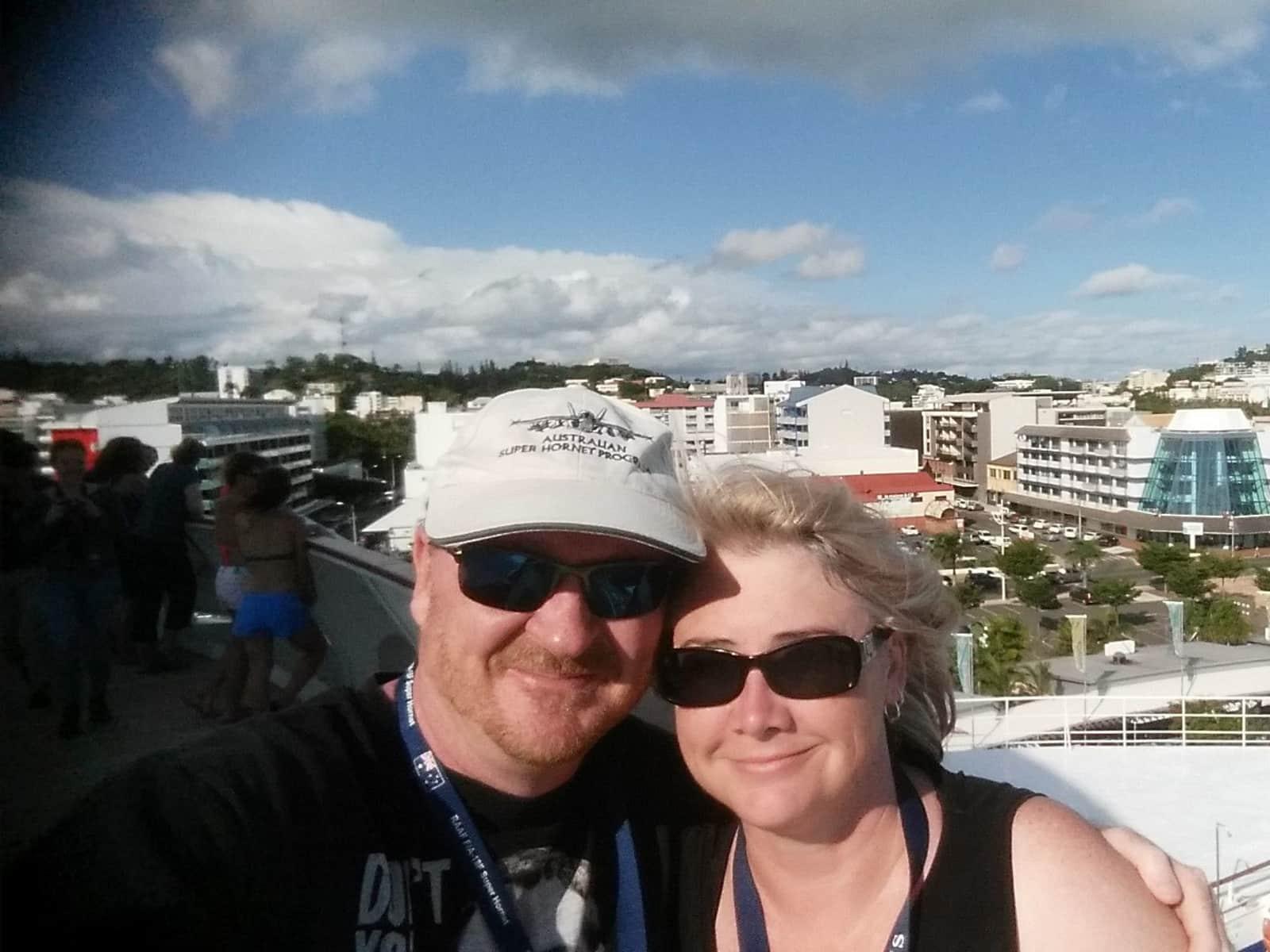 Samantha & Grant from Canberra, Australian Capital Territory, Australia