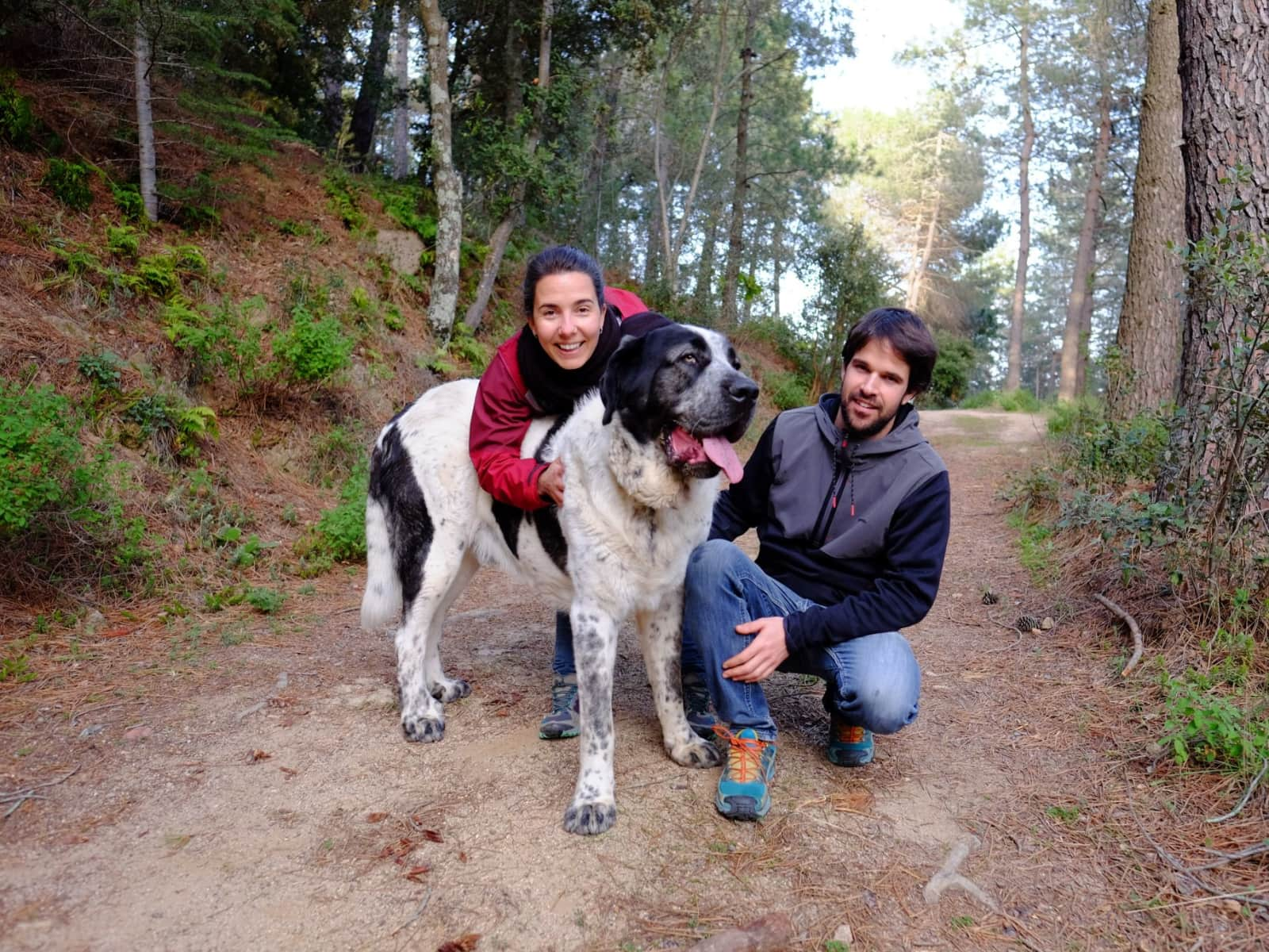 Marta & Andreu from Barcelona, Spain