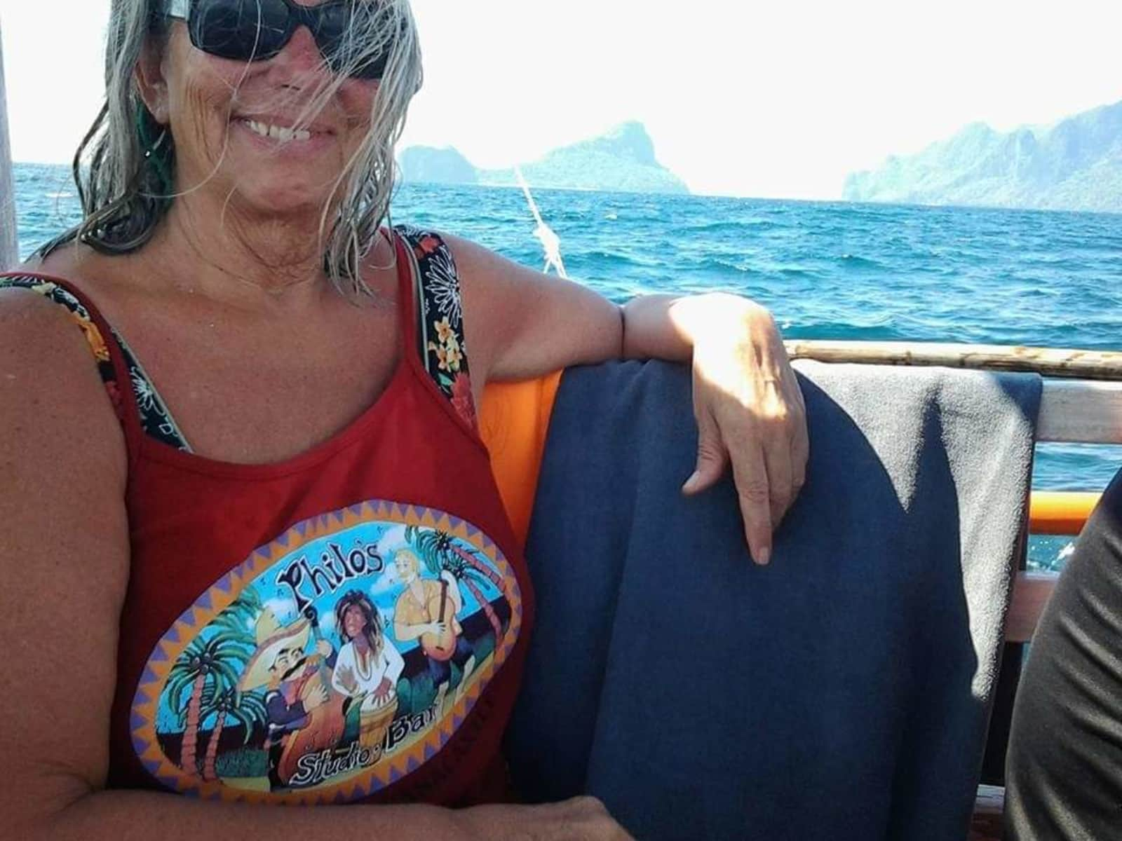Lynda from Summerland, British Columbia, Canada
