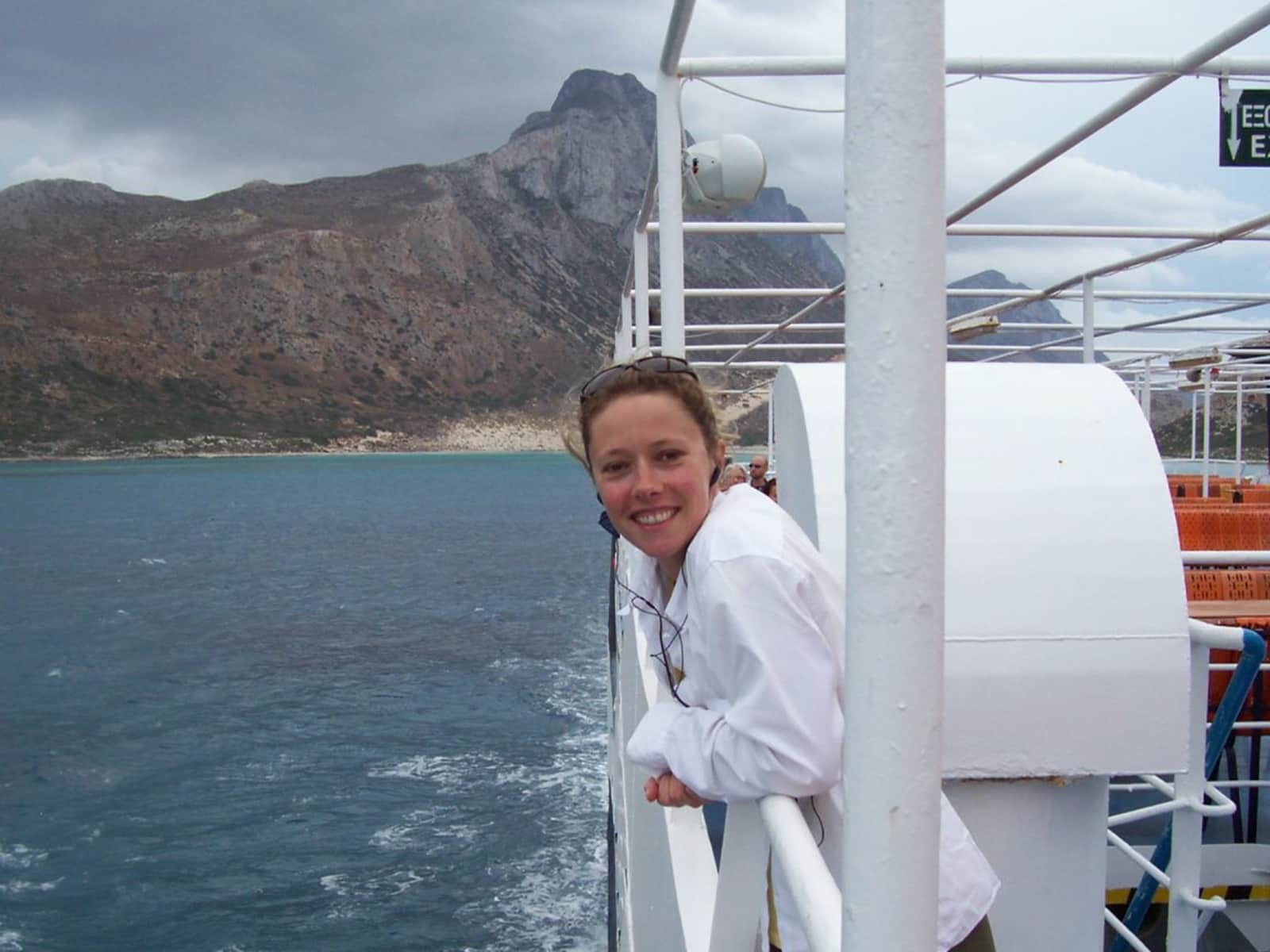 Anne-marie from Oxford, United Kingdom