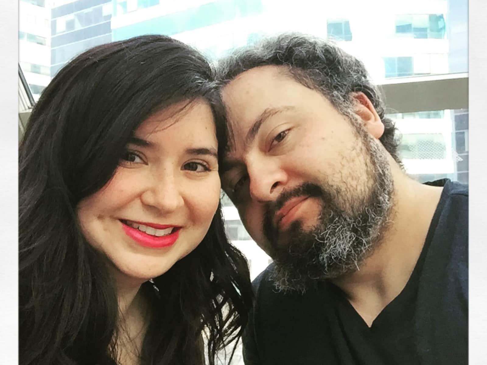 Sofía & Ivan from Santiago, Chile