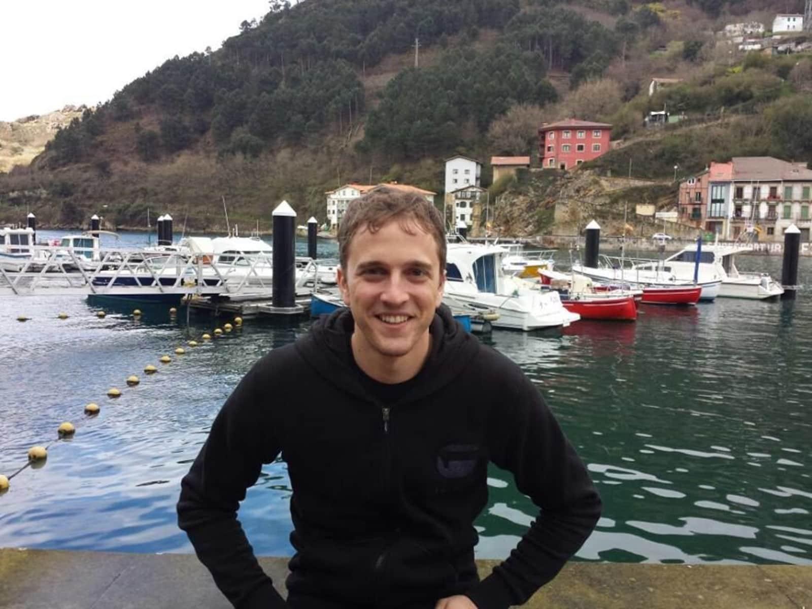 Jose from Andorra la Vella, Andorra