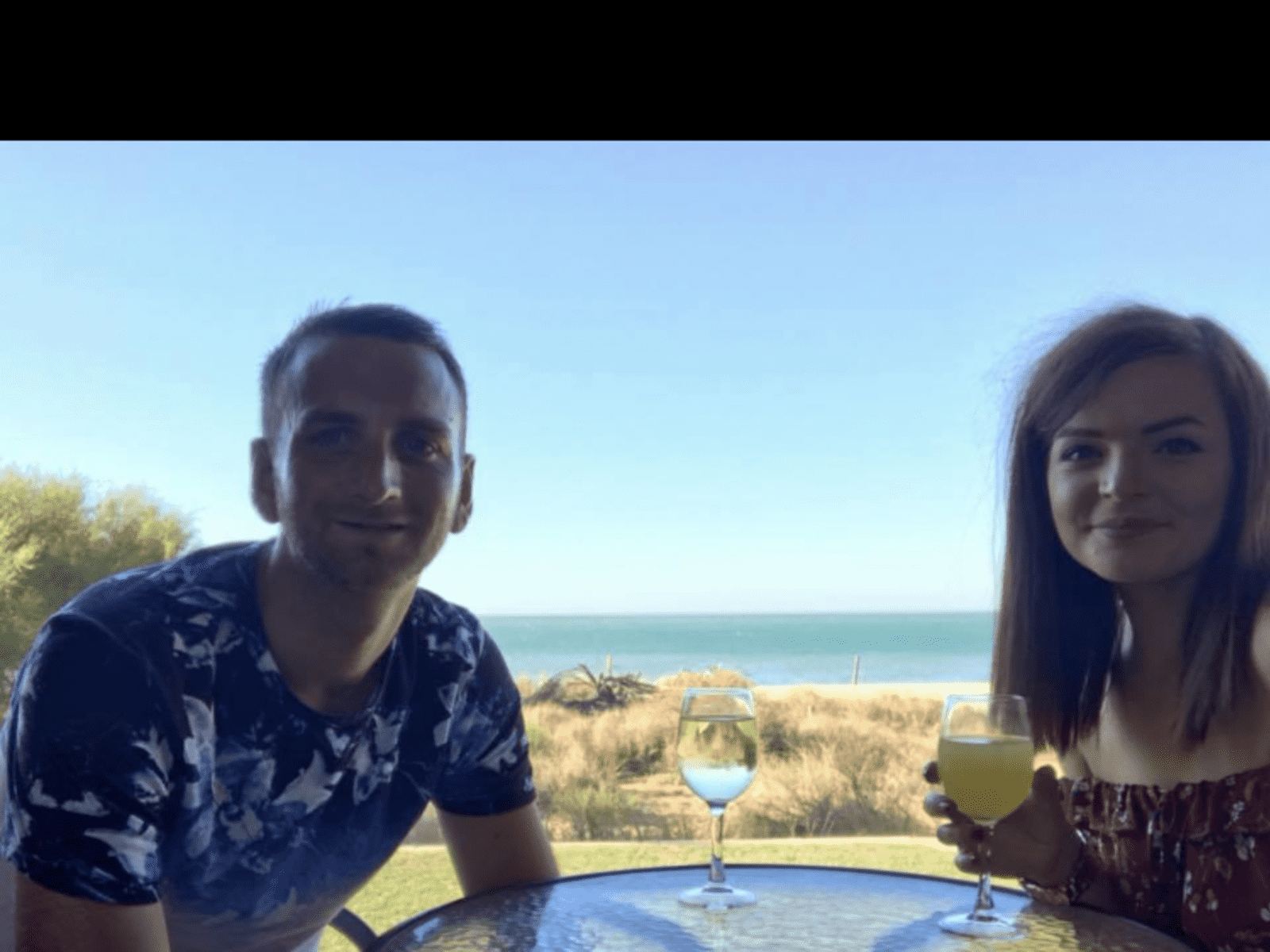 Jamie & Charlotte from Melbourne, Victoria, Australia