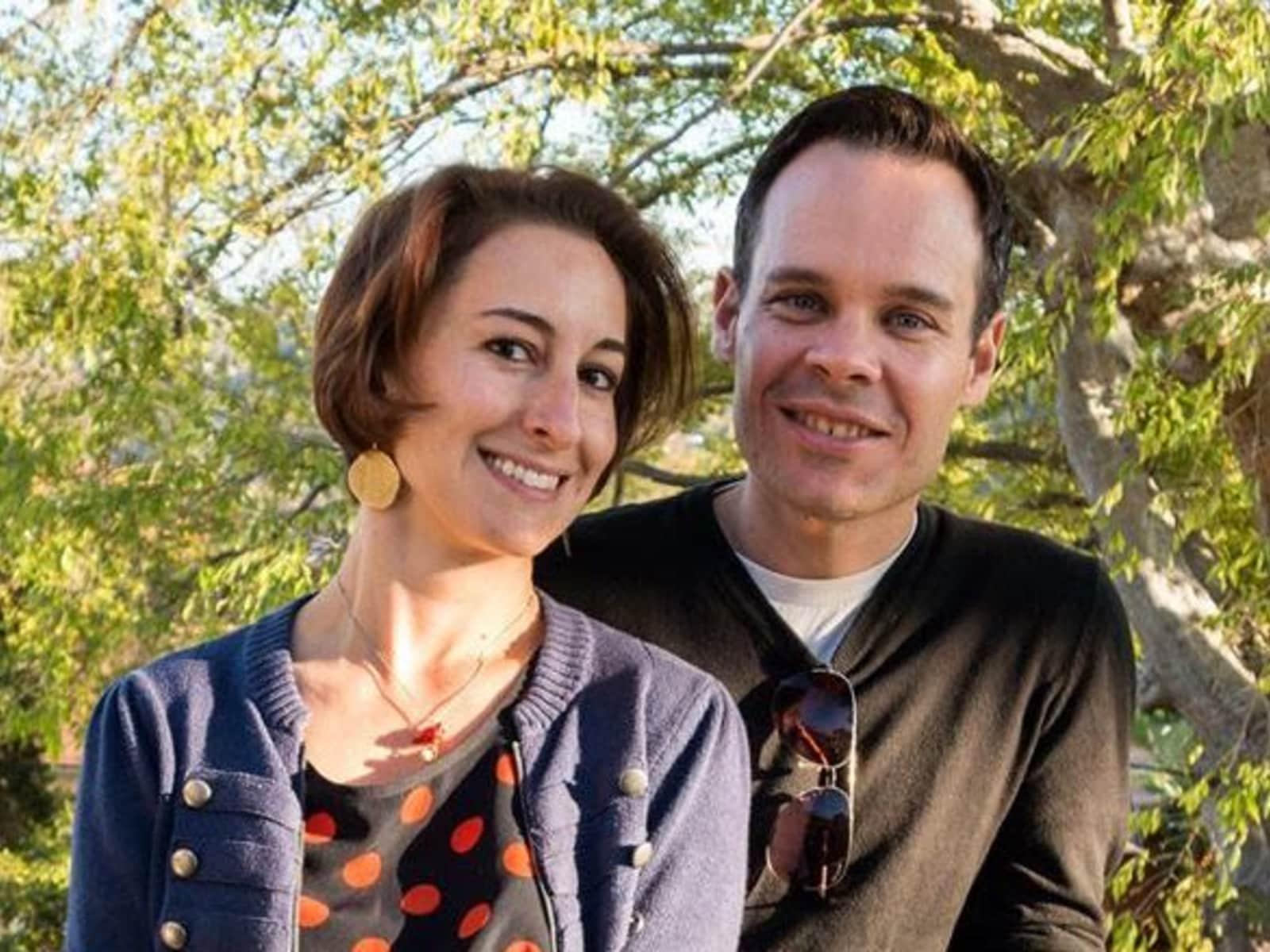 Matthew & Gina from Petaluma, California, United States