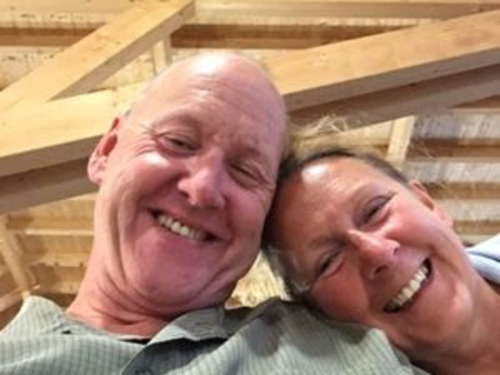 Peter & Agnes from Amersfoort, Netherlands