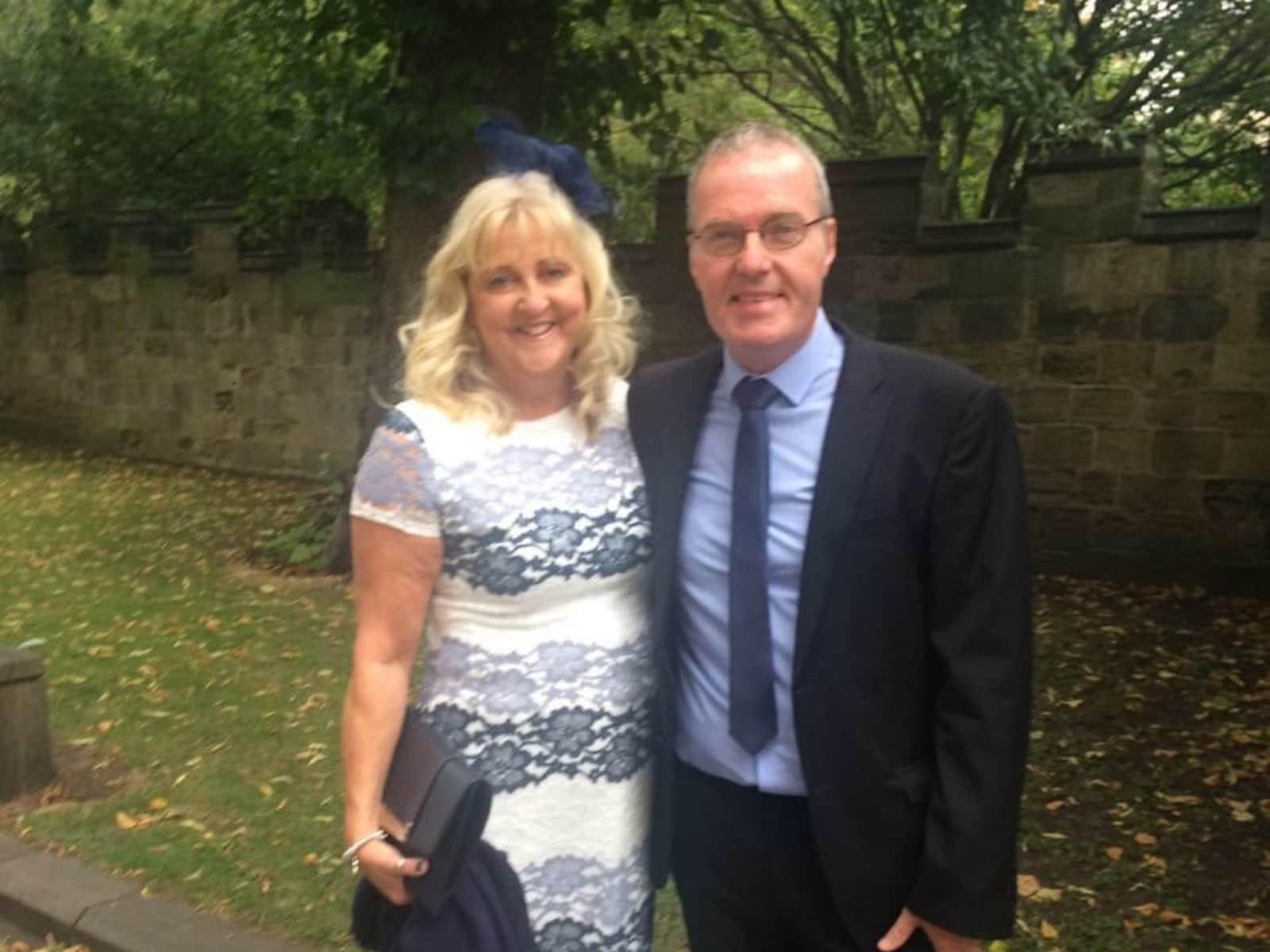 Denise & Shaun from Leeds, United Kingdom