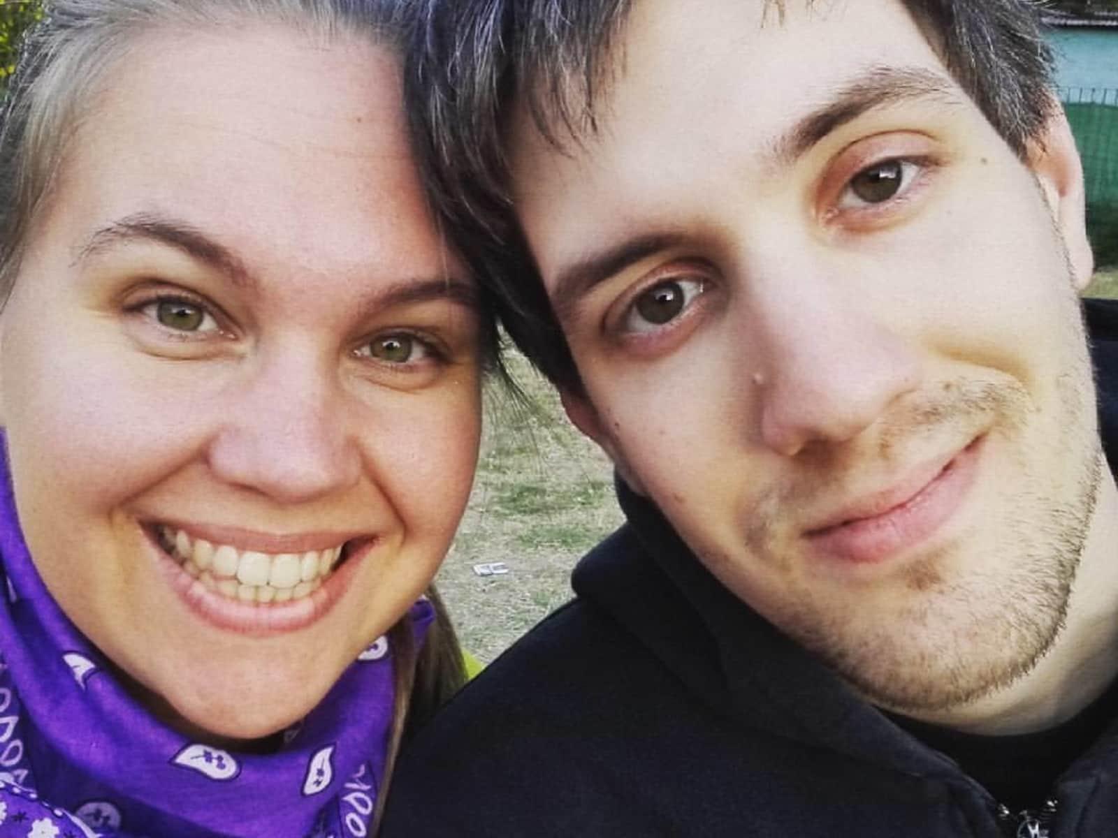 Helen & Hector victor from Melbourne, Victoria, Australia