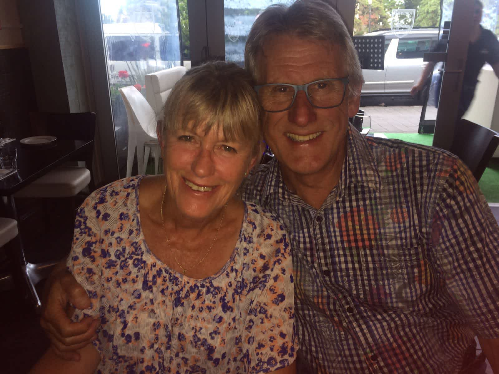Craig & Patricia from Auckland, New Zealand