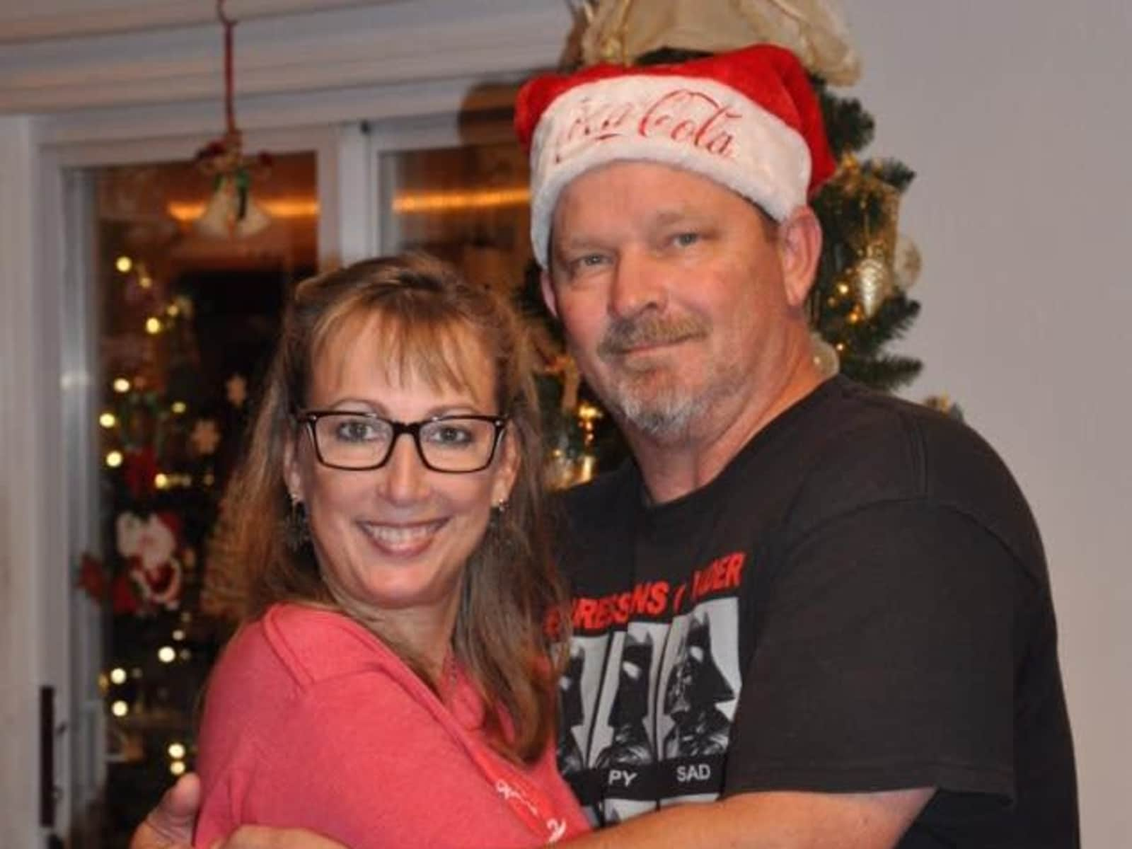 Mike & Gail from Grand Island, Florida, United States