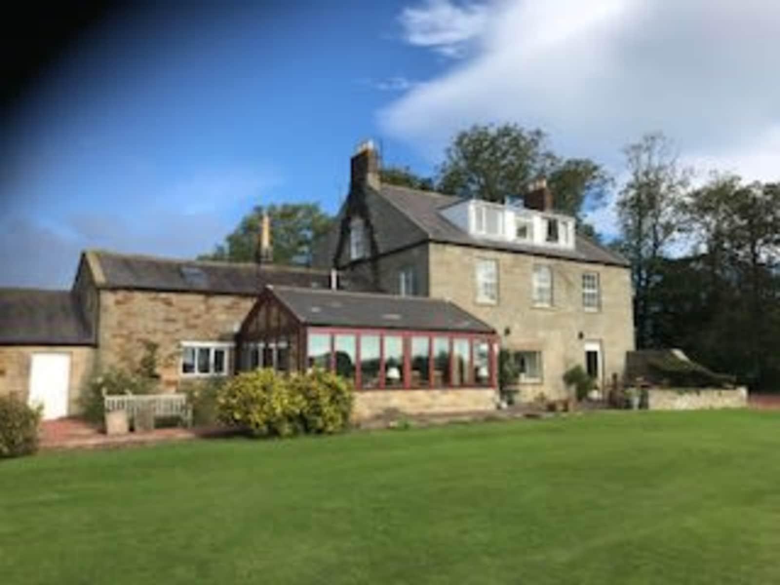 Housesitting assignment in Alnwick, United Kingdom