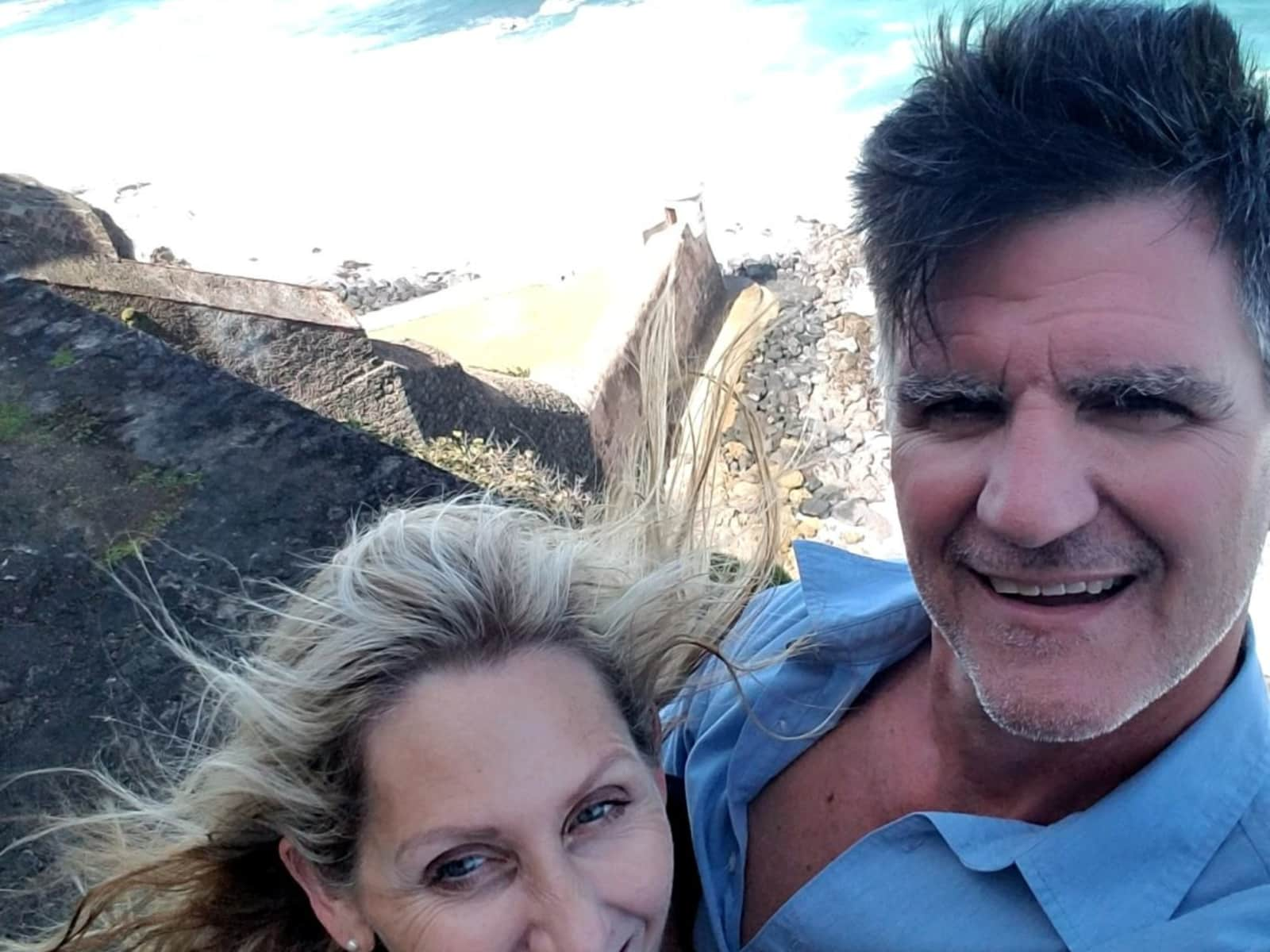 Jan & Greg from Arroyo Grande, California, United States