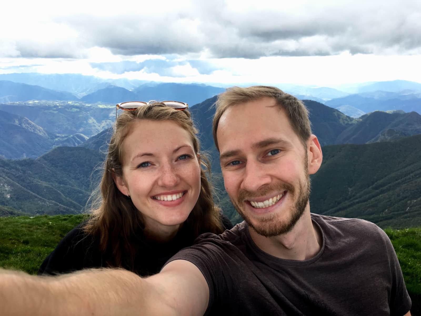 Joella & Jonathan from London, United Kingdom