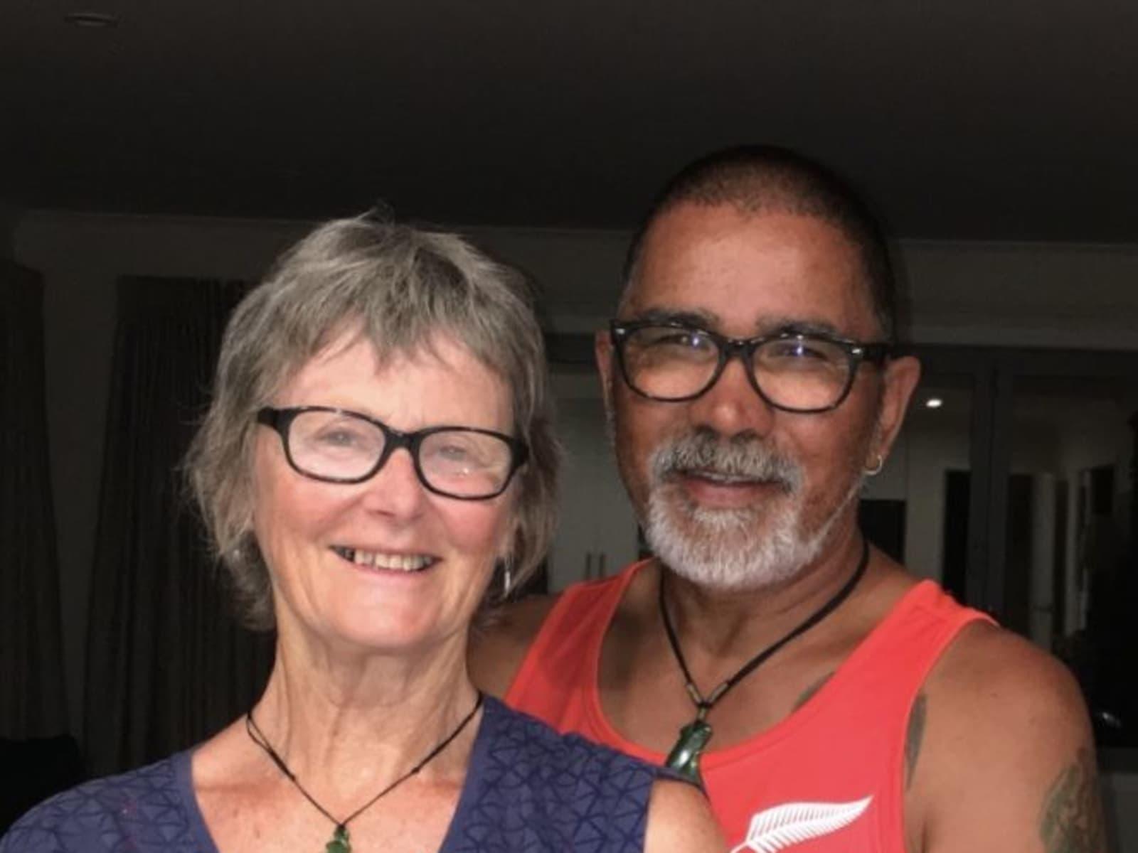 Jude & Shane from Winton, New Zealand