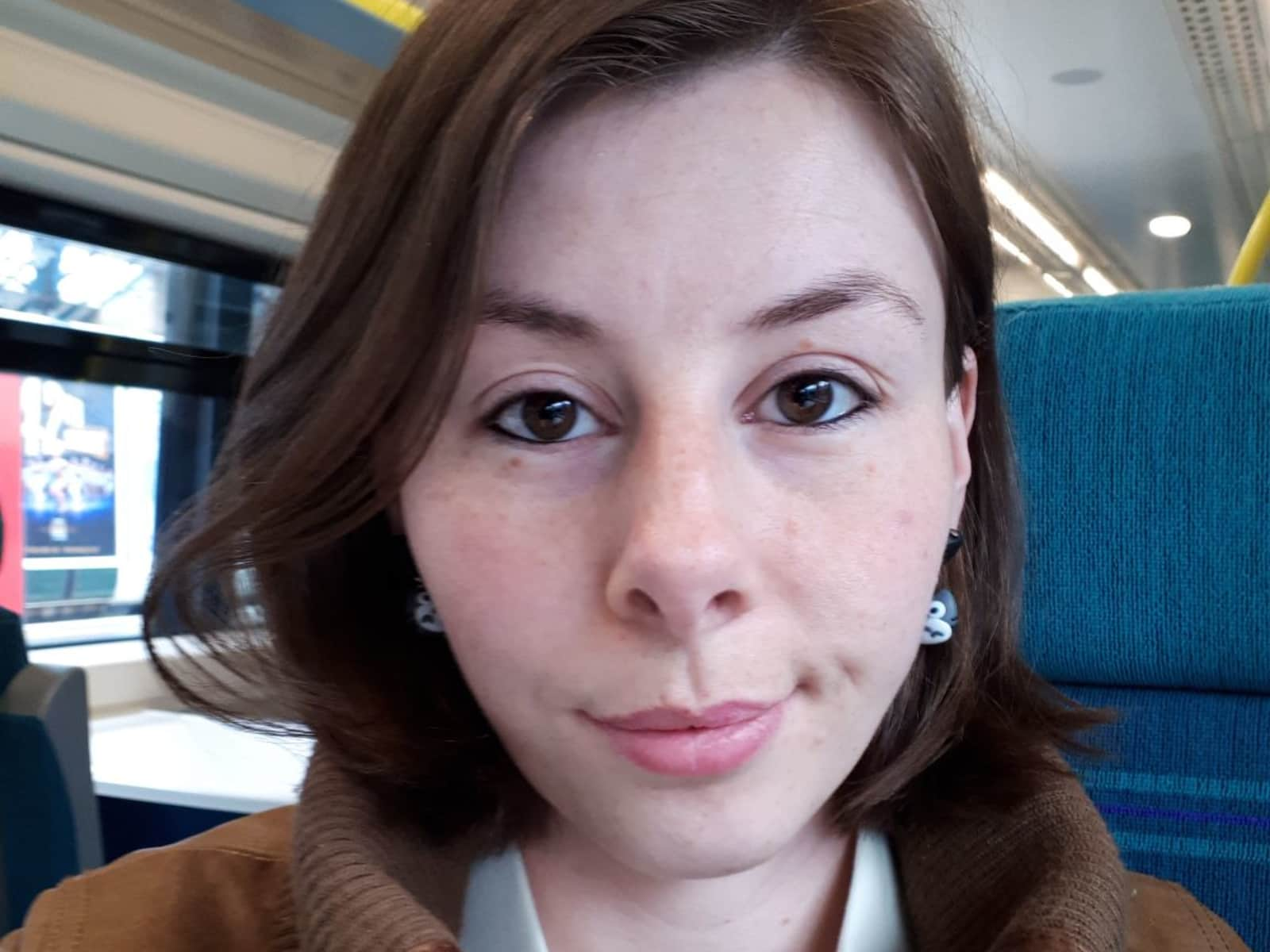 Robina from Brighton, United Kingdom