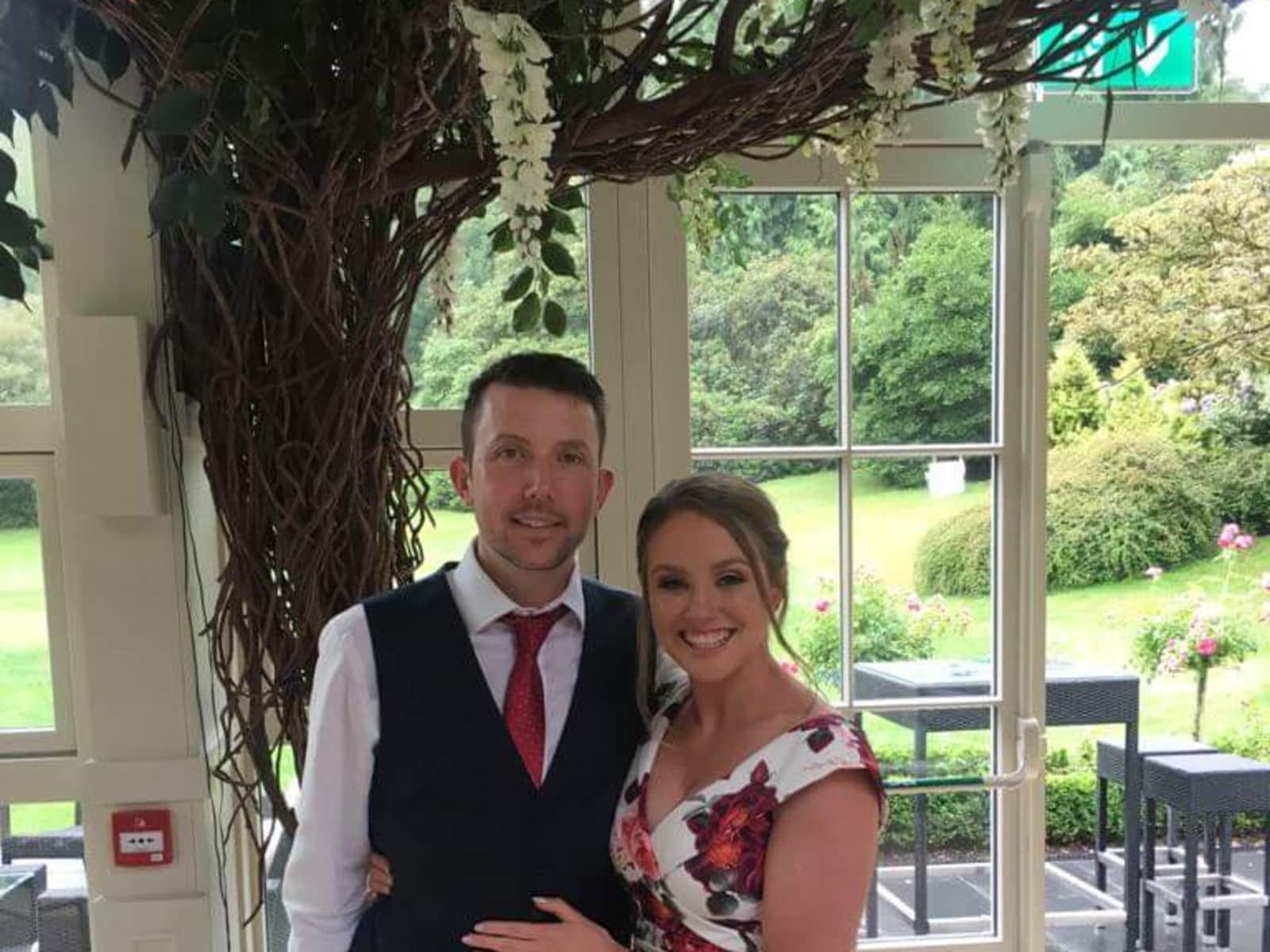 Mary ellen & Niall from Kilmessan, Ireland