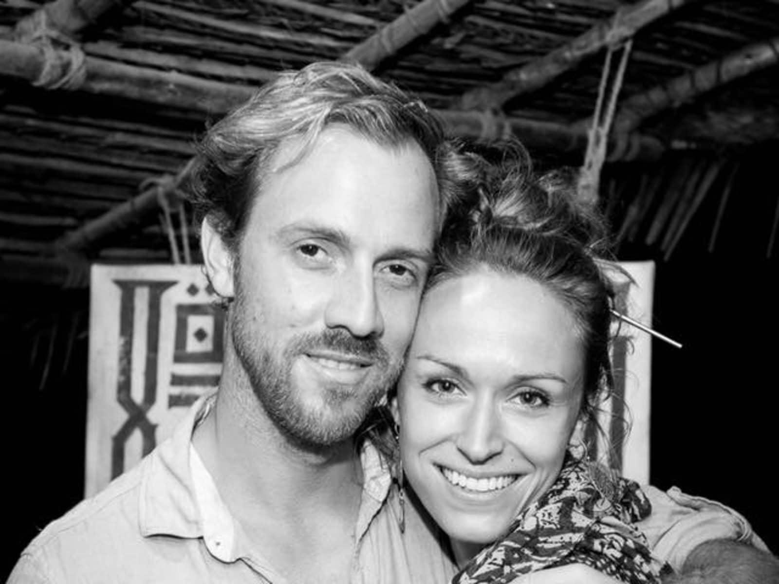 Joshua & Livia from Melbourne, Victoria, Australia