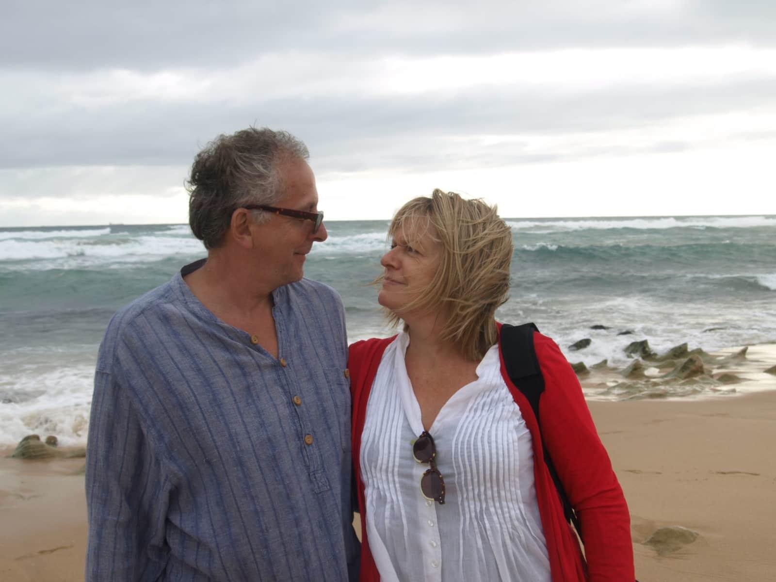 Annie & Neil from Longniddry, United Kingdom