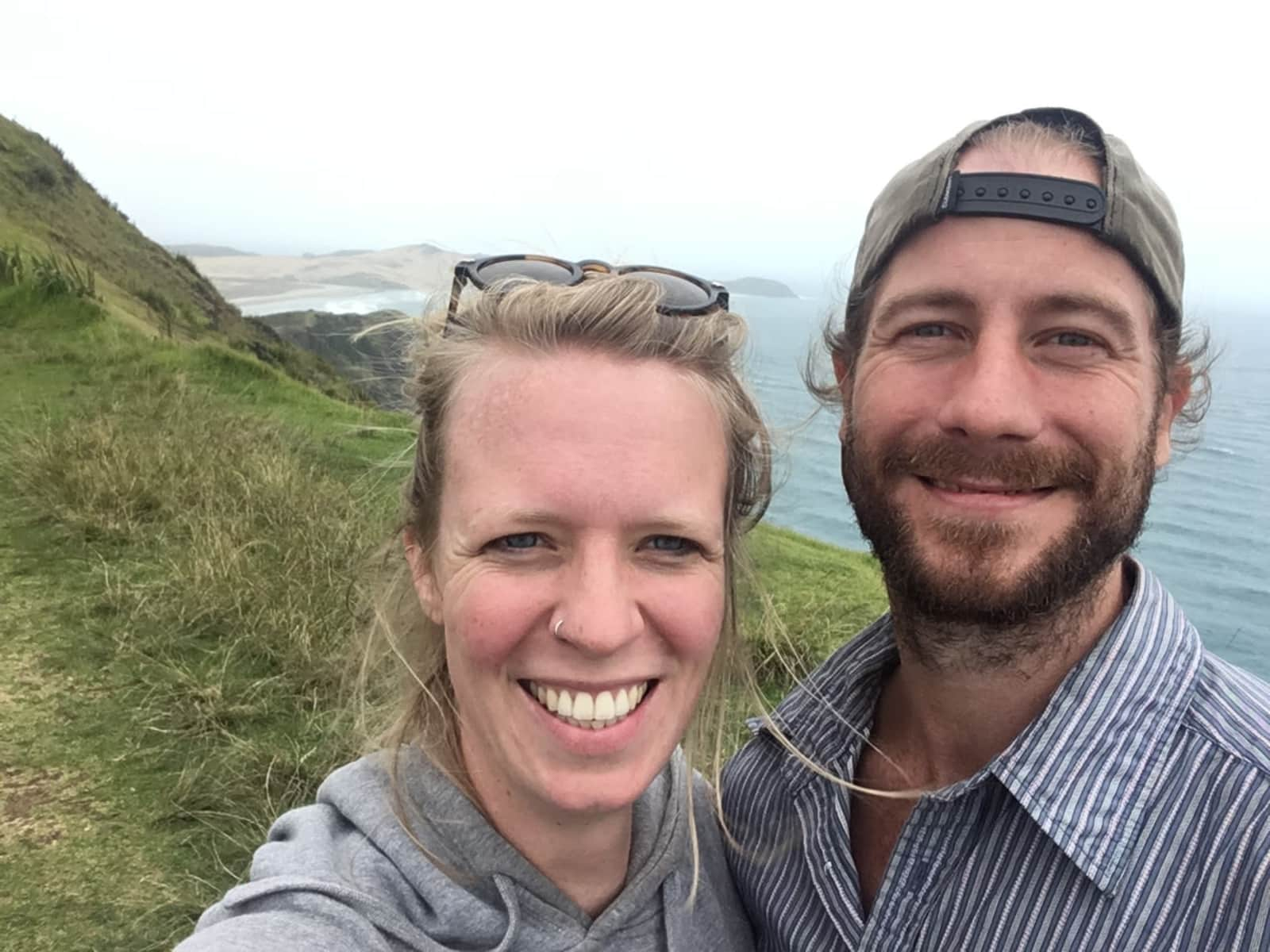 Phil & Caroline from Kerikeri, New Zealand