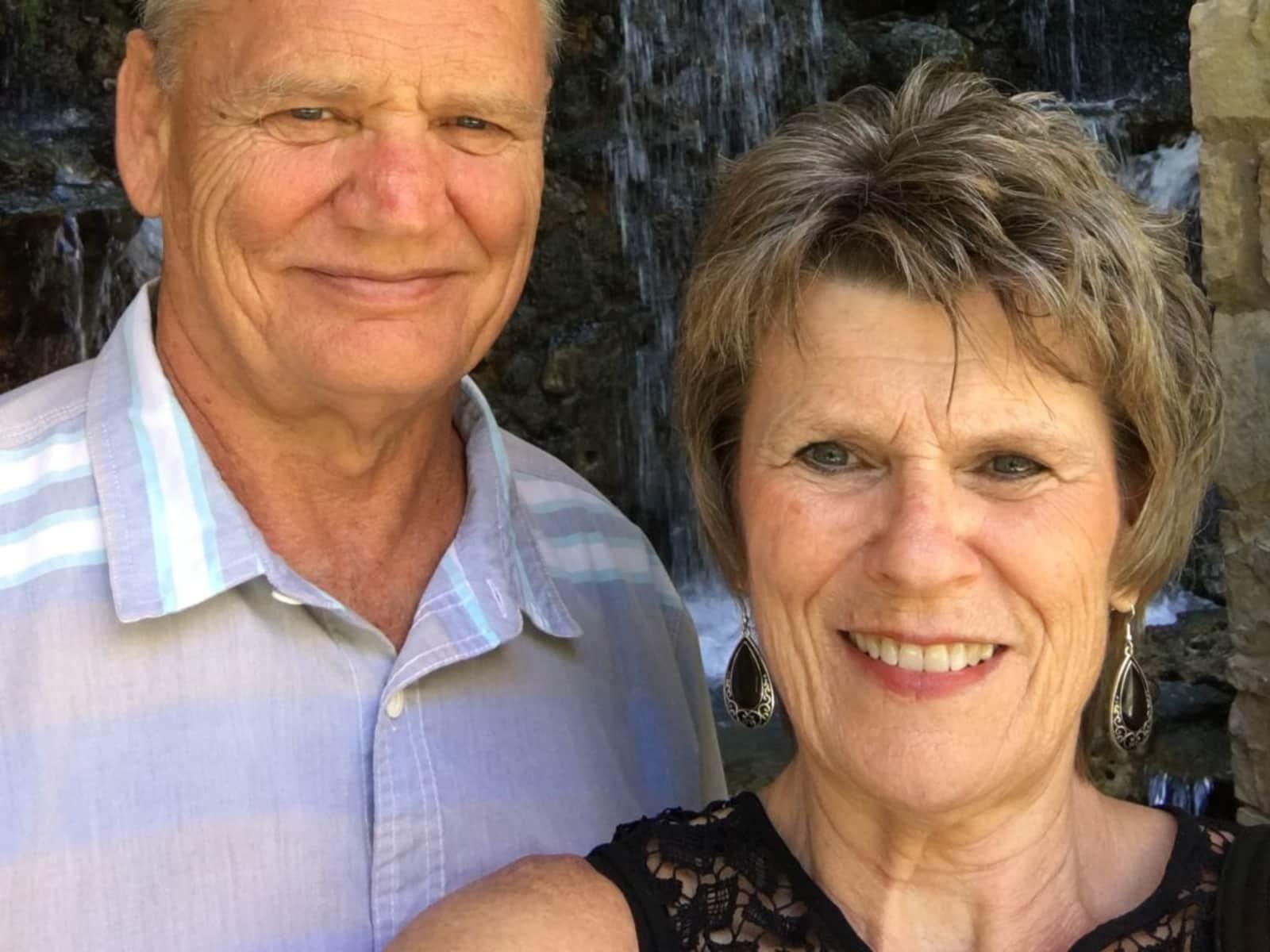 Janet & Larry from Edmond, Oklahoma, United States