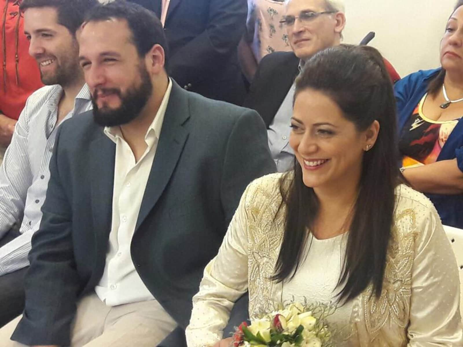Leticia & José ignacio from San Telmo, Argentina