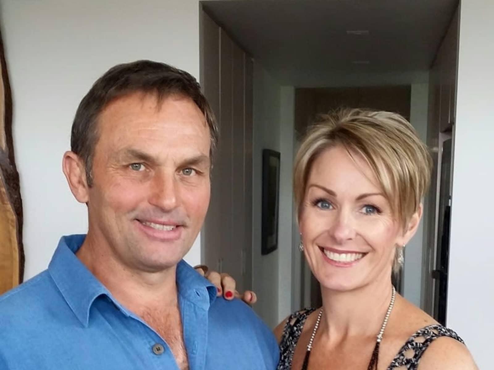 Lyn & David from Mooloolaba, Queensland, Australia