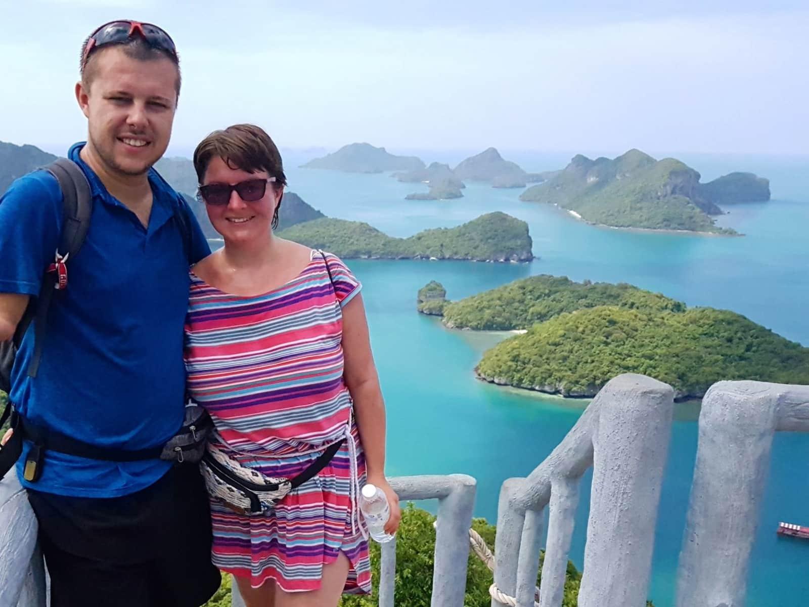 Steve & Naomi from Brisbane, Queensland, Australia