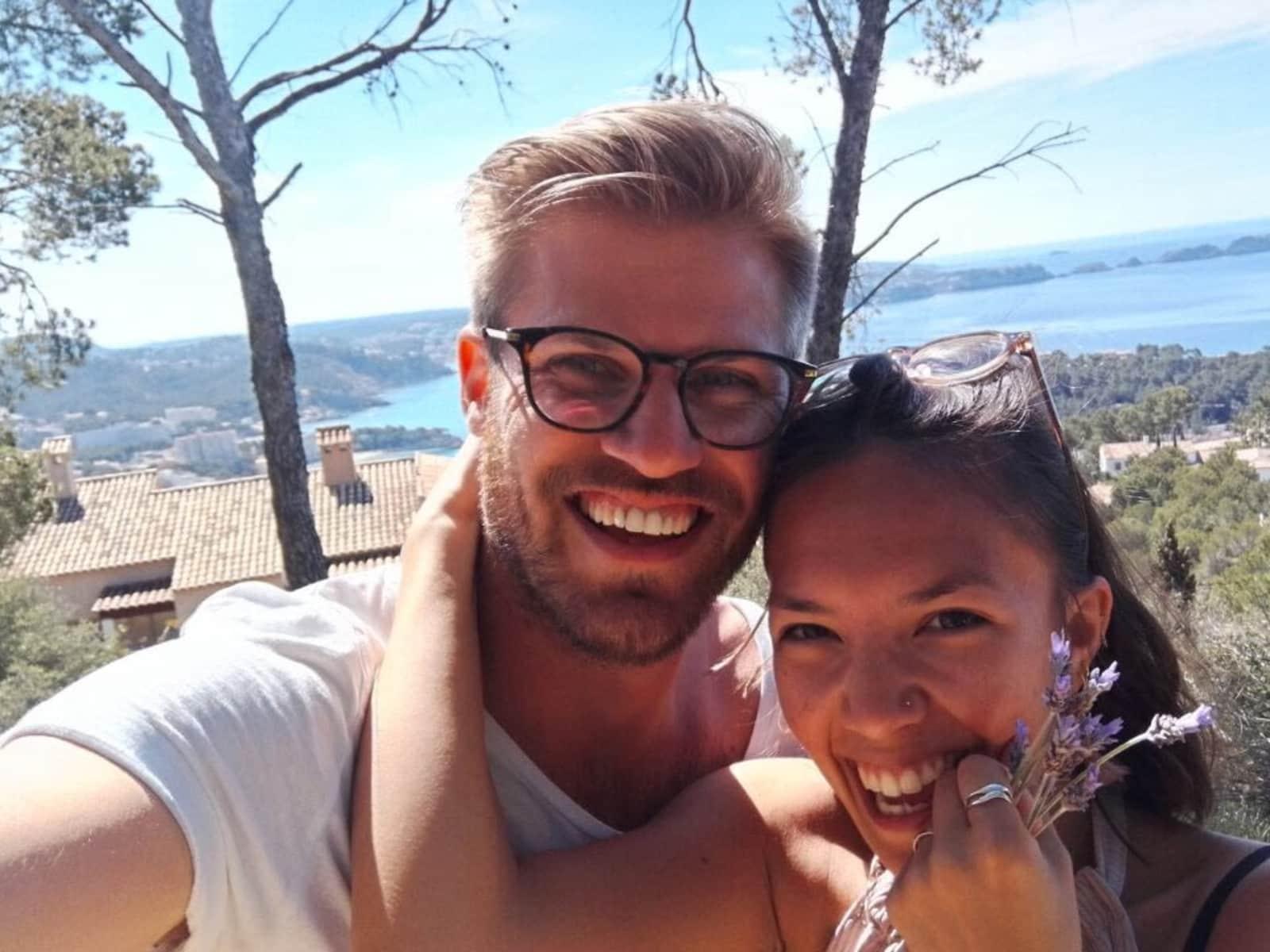 Melinda & Benjamin from Berlin, Germany