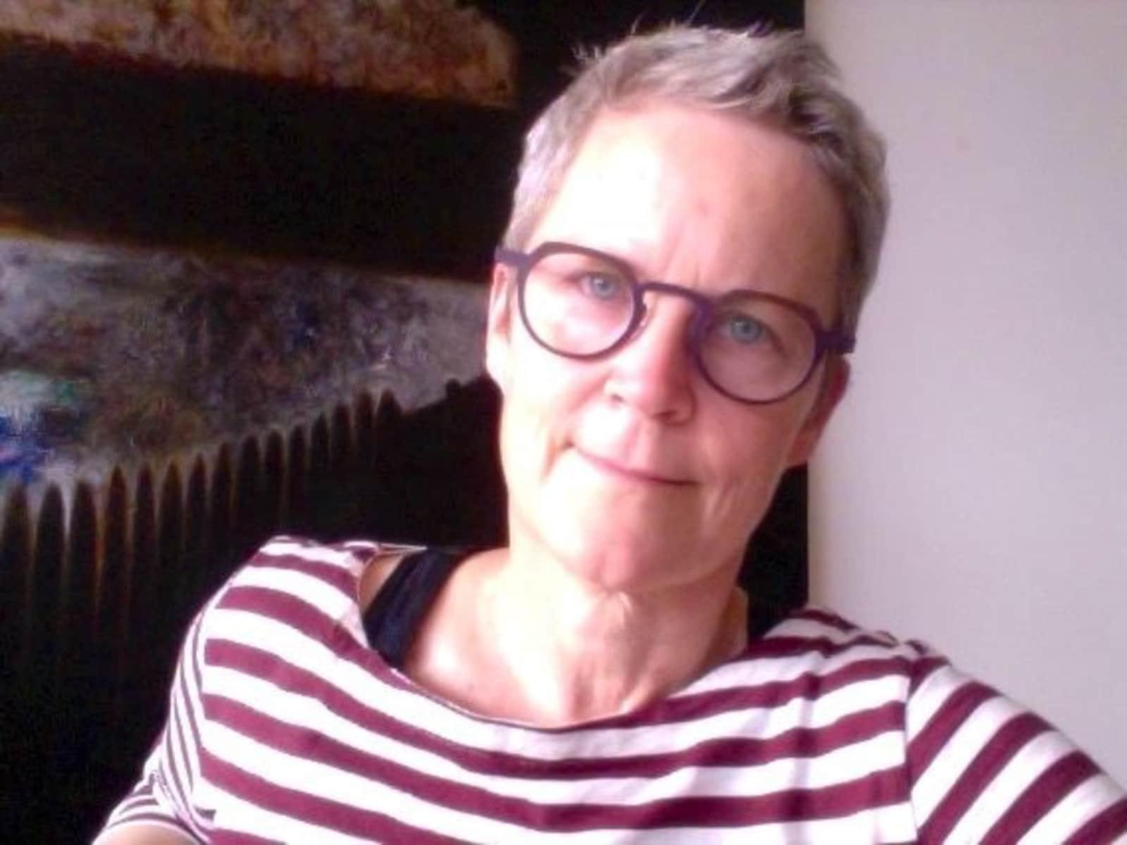 Susan from Canberra, Australian Capital Territory, Australia