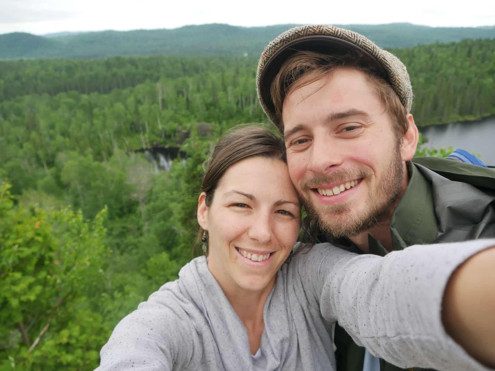 Marjorie & François from Montréal, Quebec, Canada
