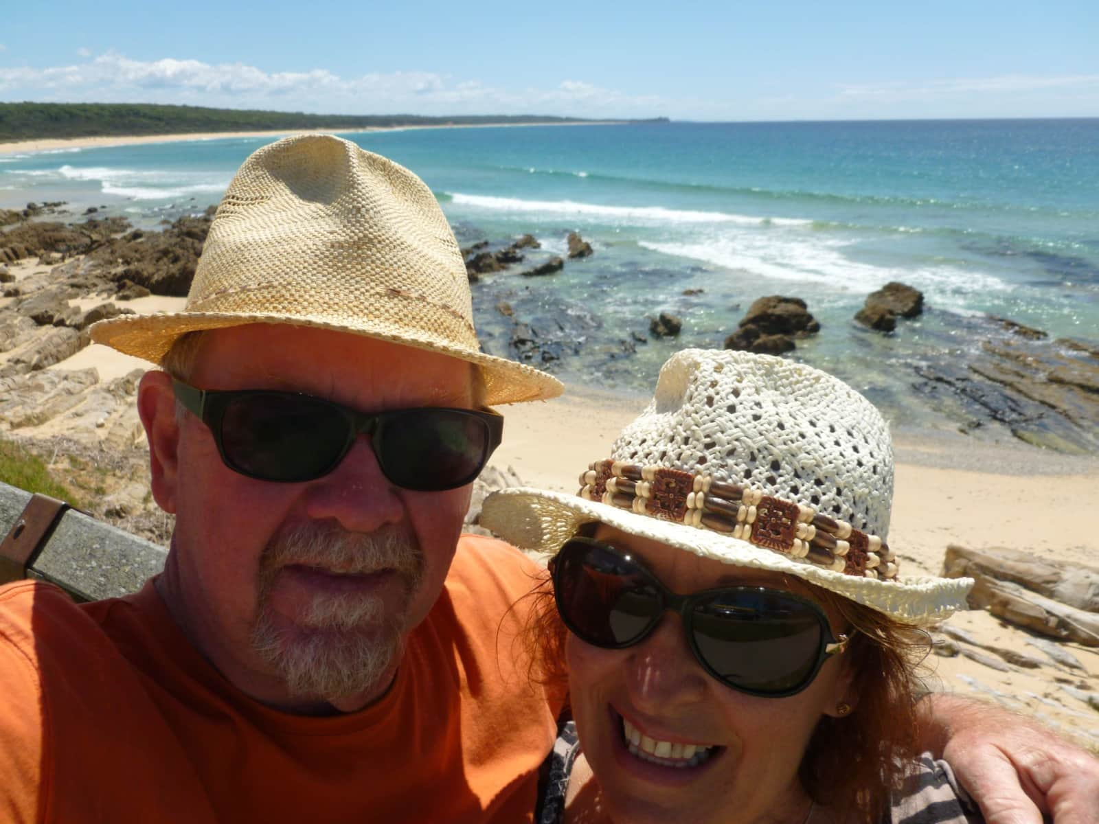 Kerrylee & Steve from Newcastle, New South Wales, Australia