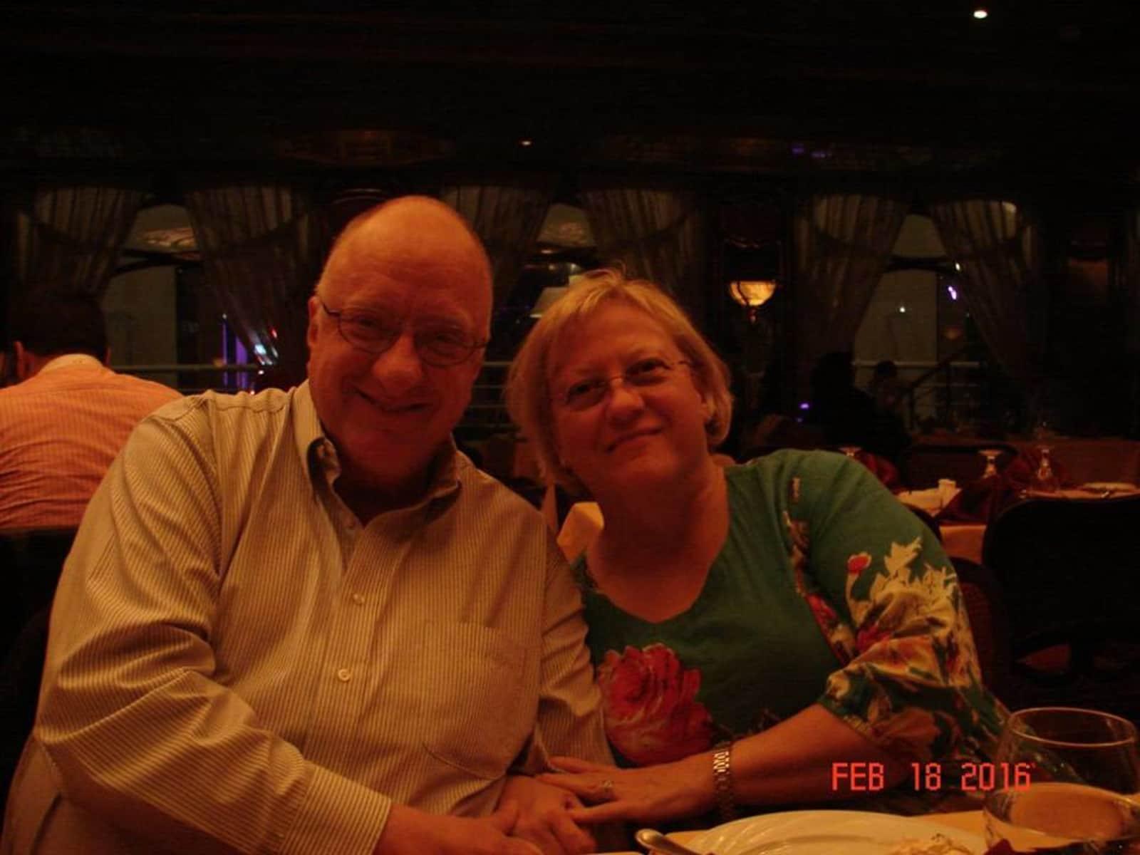 Cynthia & Carroll from Waco, Texas, United States