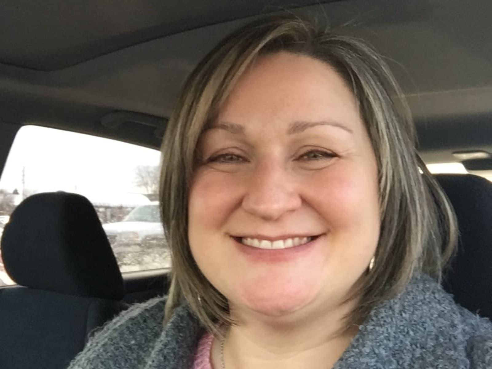 Melanie from Guelph, Ontario, Canada