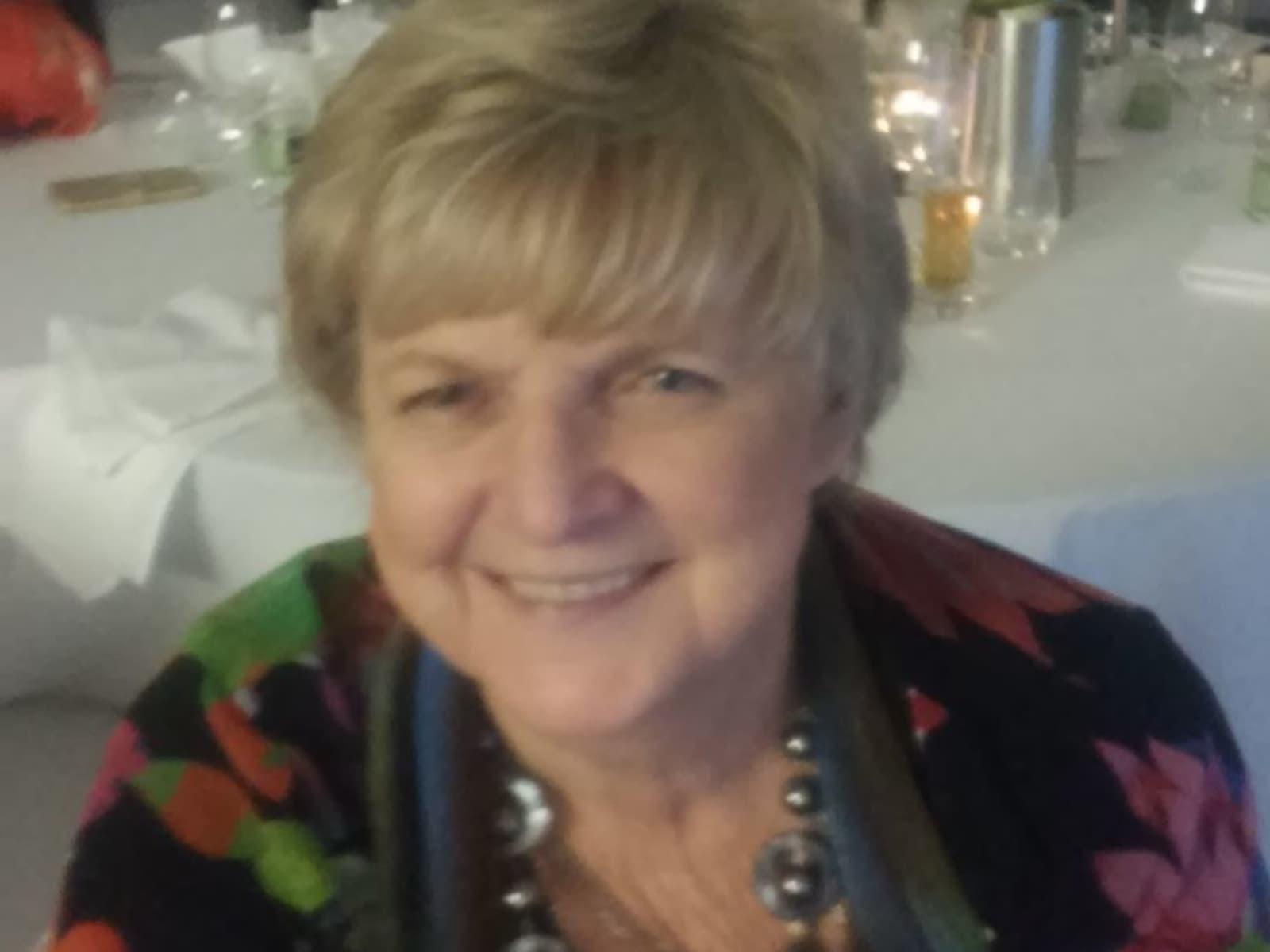 Patricia from Australia