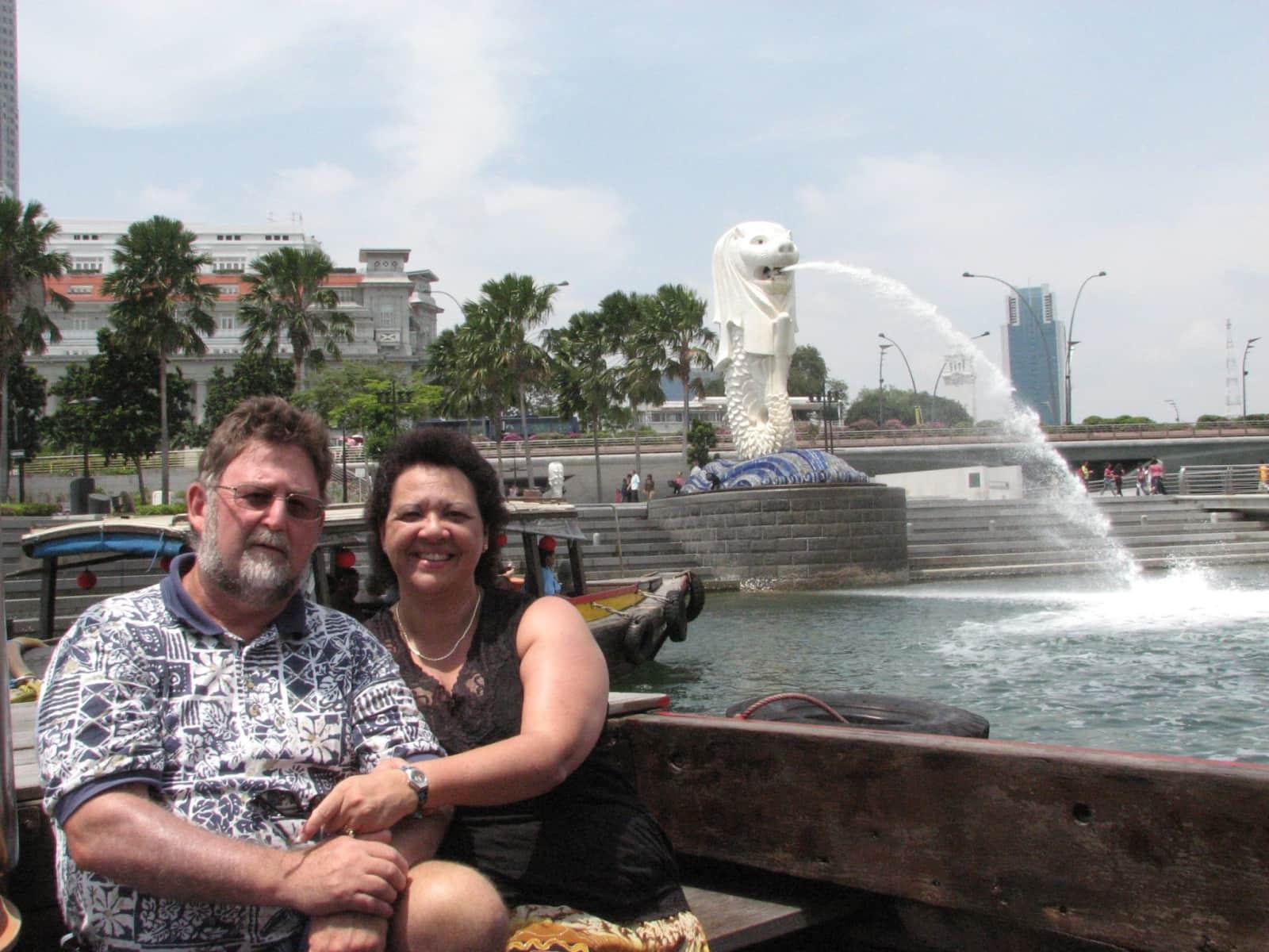 Janette & Michael from Tinbeerwah, Queensland, Australia