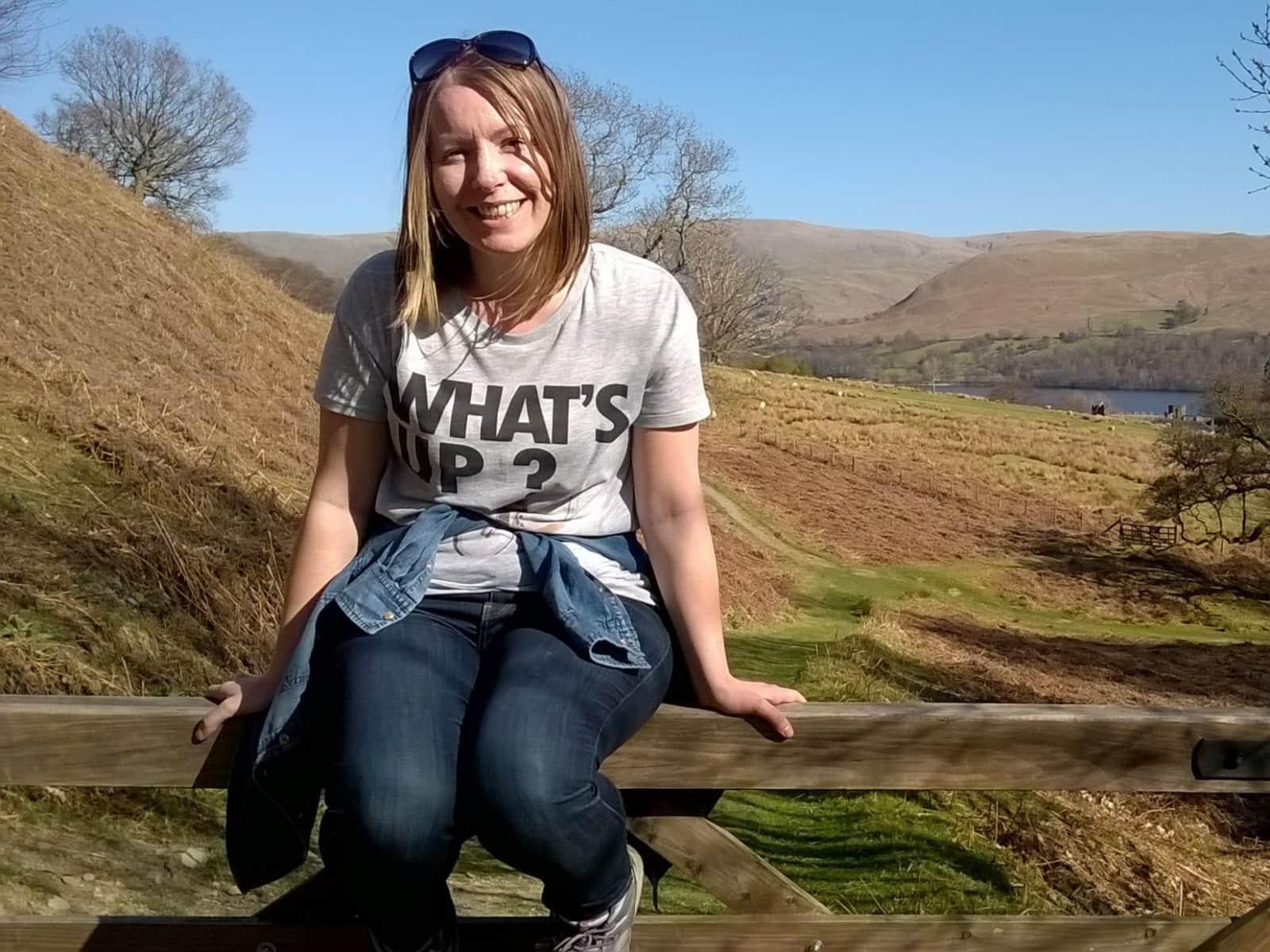 Katherine from Hexham, United Kingdom