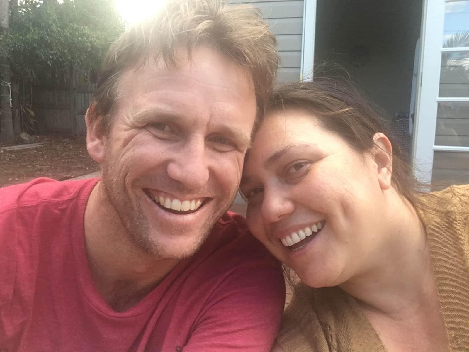 Renee & Nick from Brisbane, Queensland, Australia