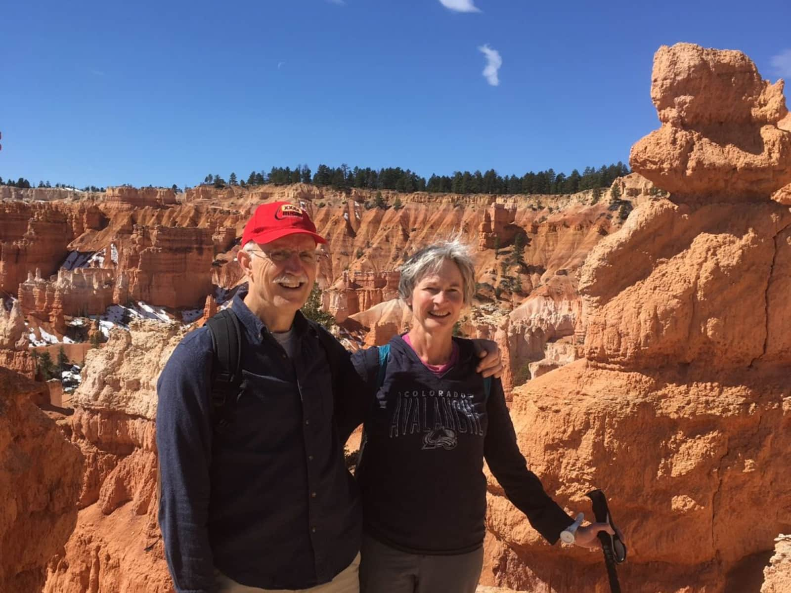 Karen & Steve from Wasilla, Alaska, United States